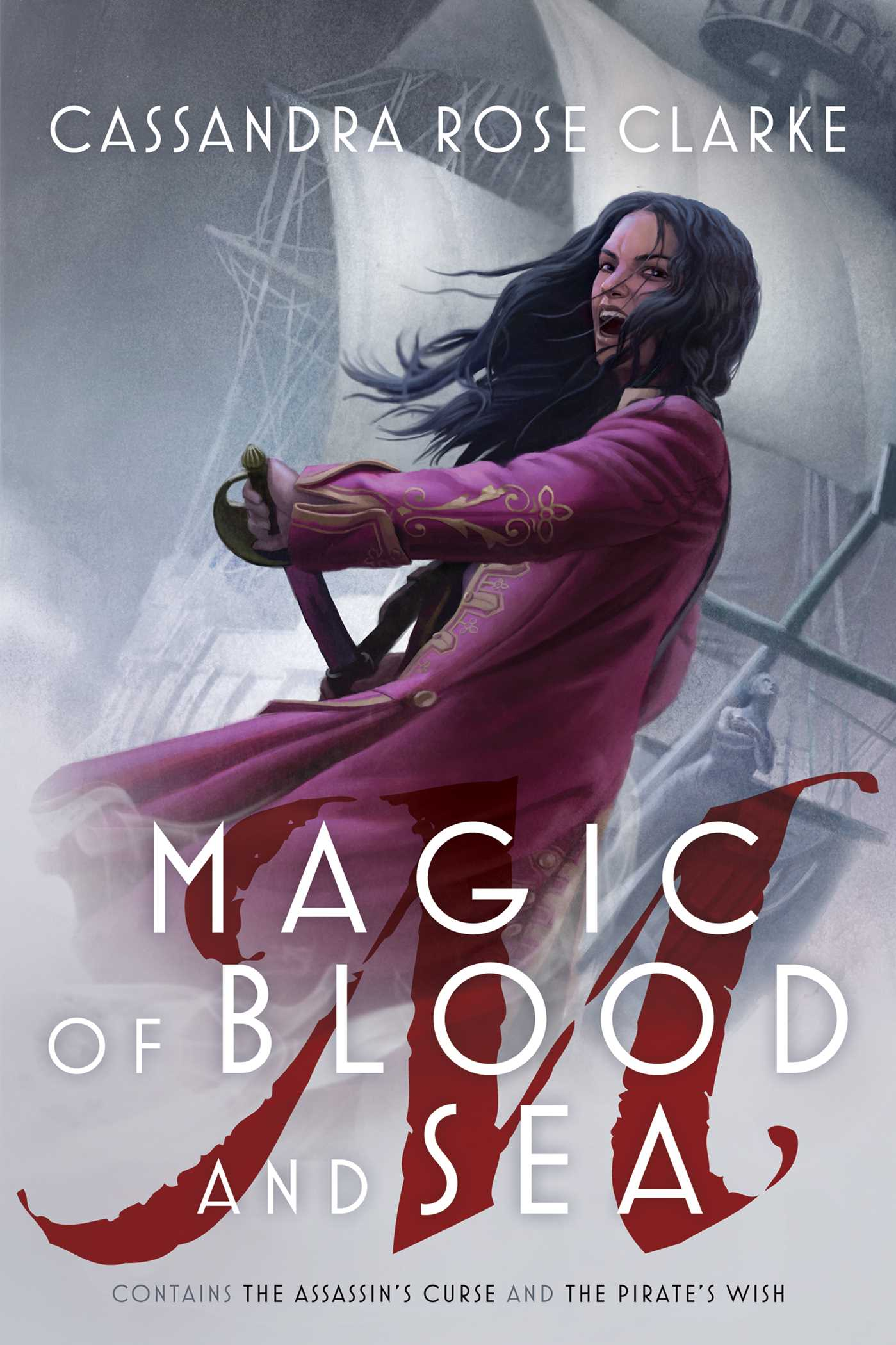 Magic of blood and sea 9781481461726 hr