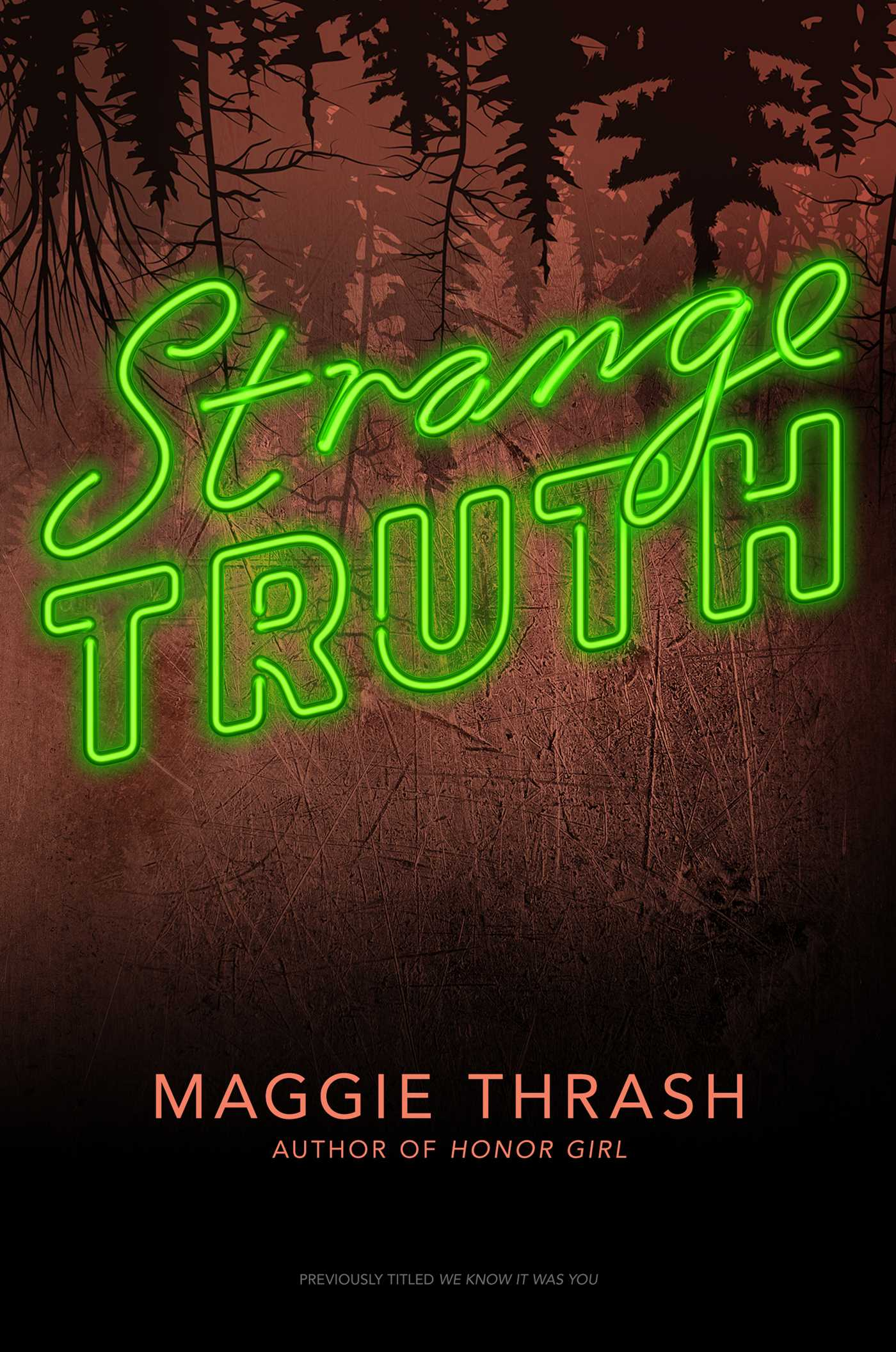 Strange truth book by maggie thrash official publisher page strange truth 9781481462013 hr fandeluxe Choice Image