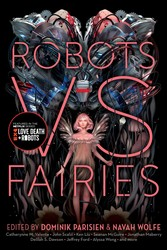 Robots vs fairies 9781481462358