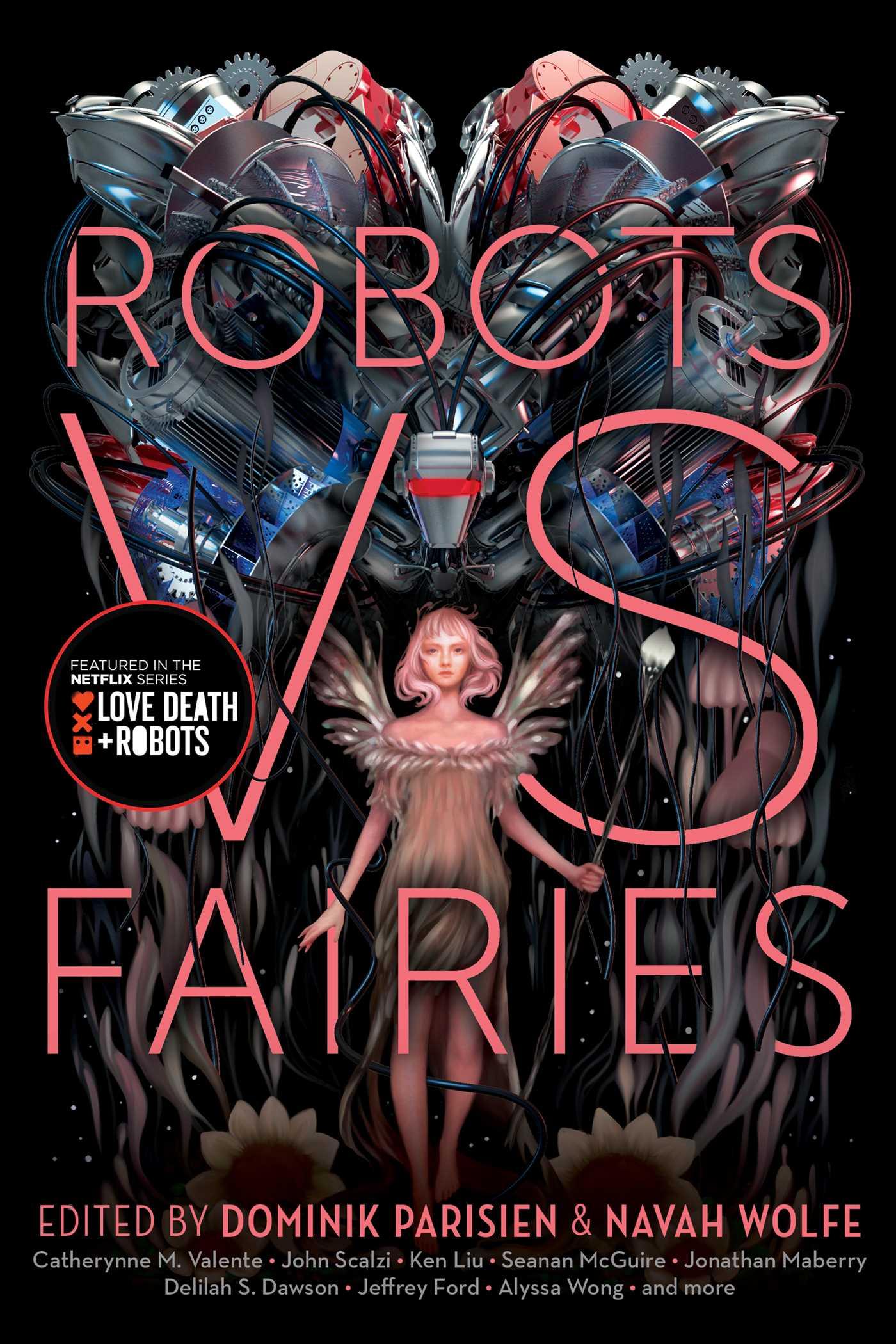 Robots vs fairies 9781481462372 hr