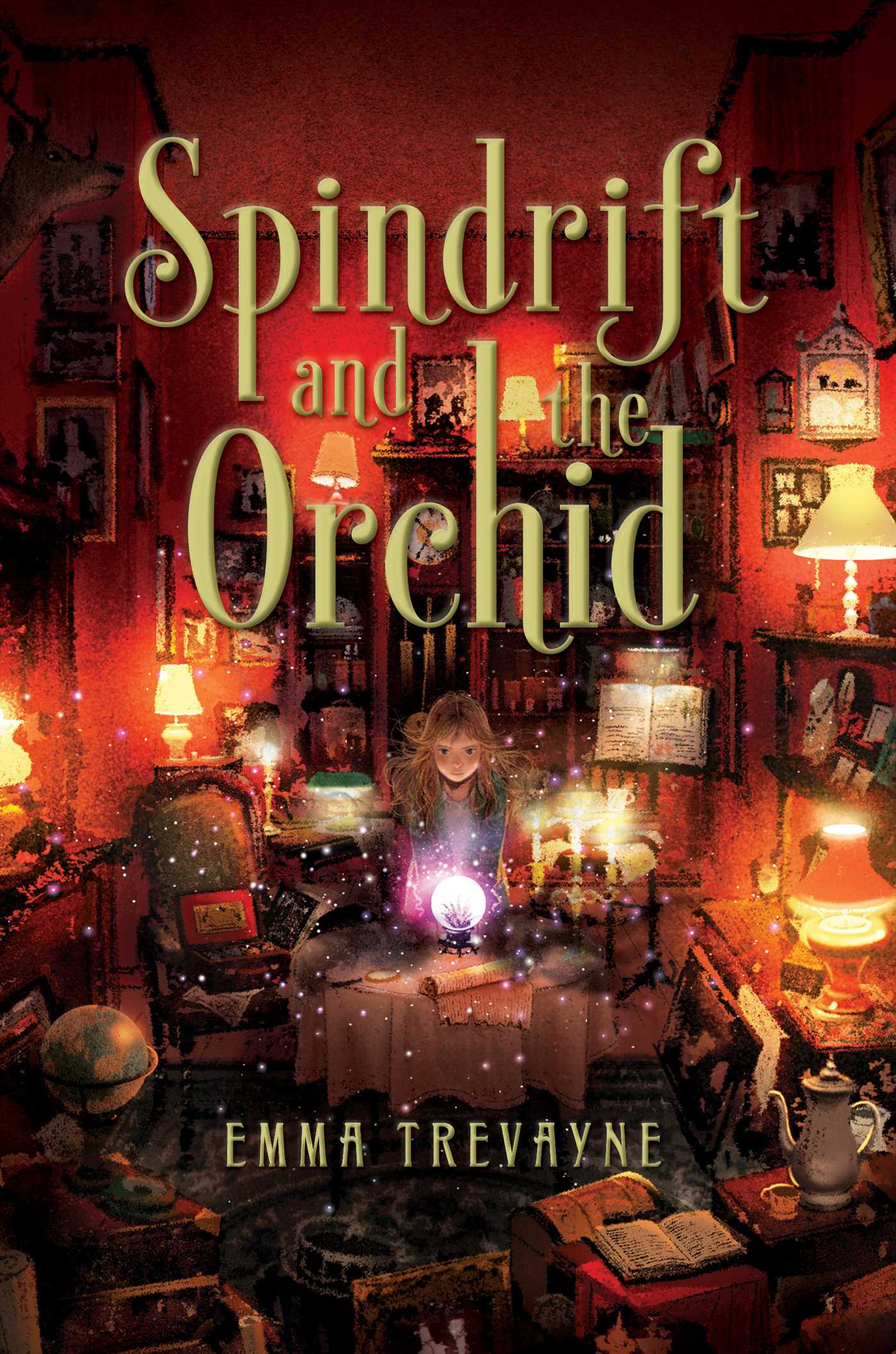 Spindrift and the orchid 9781481462594 hr