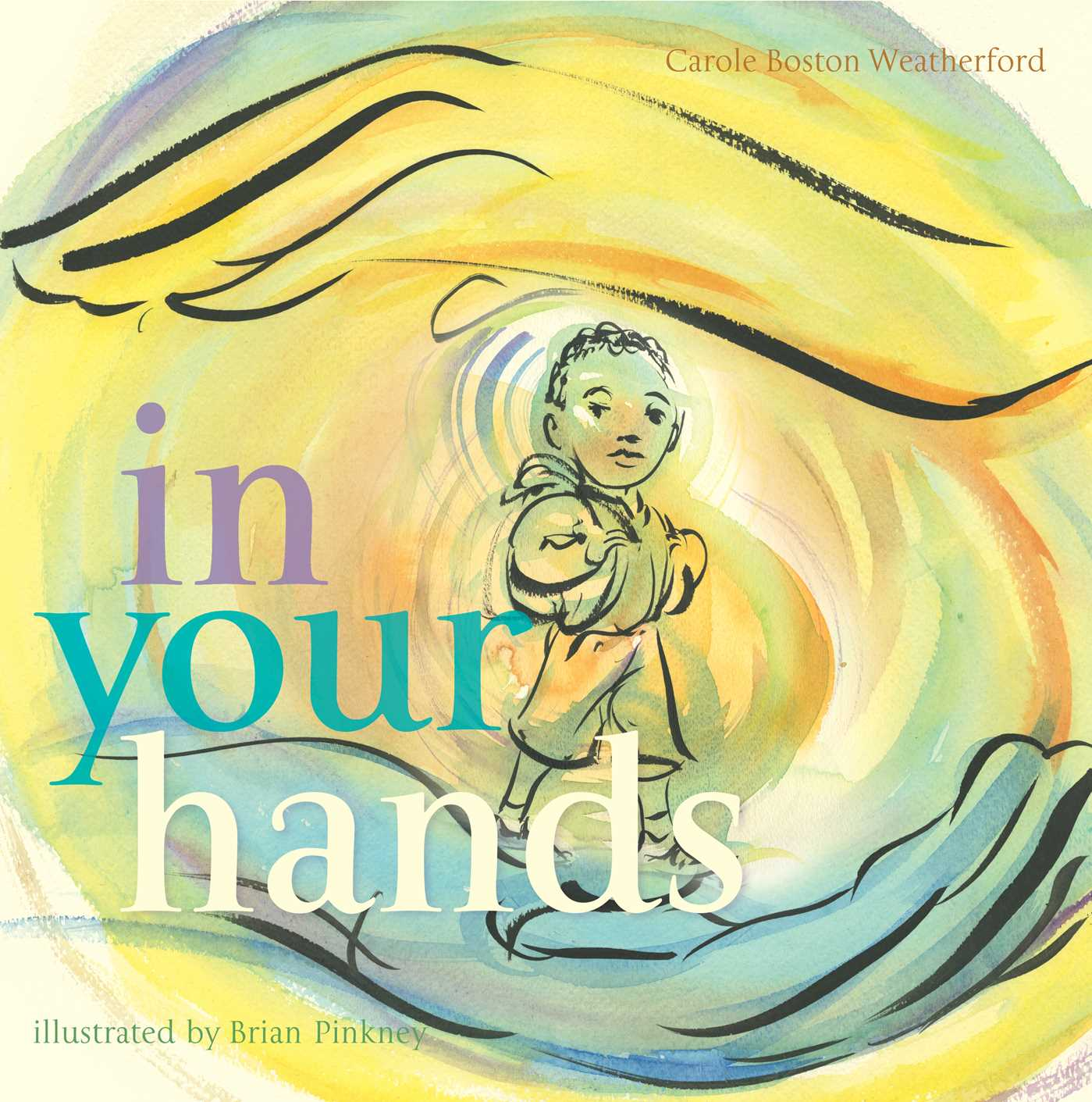 In your hands 9781481462938 hr