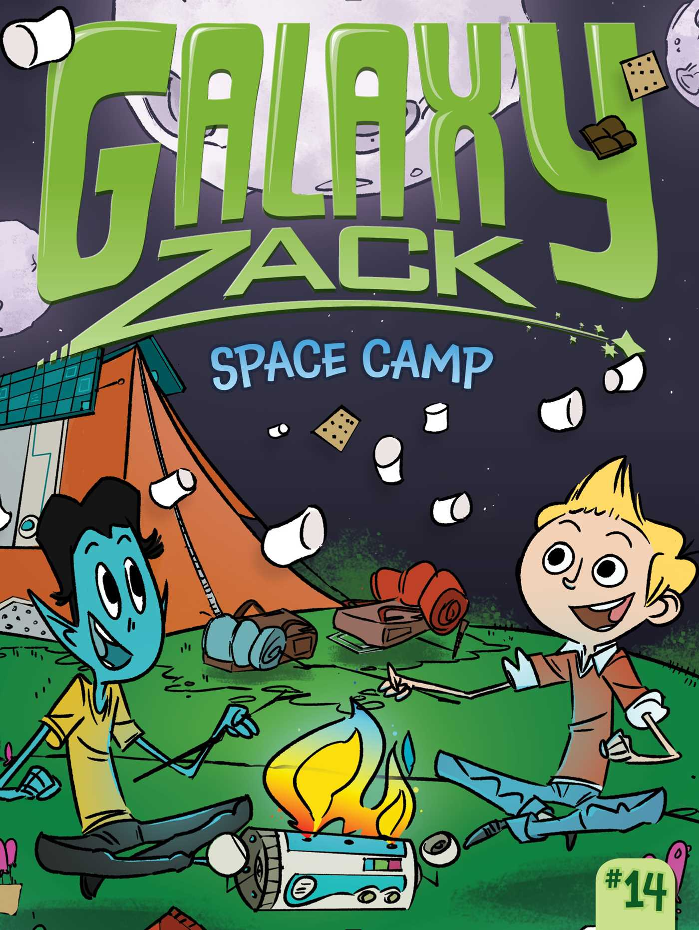 Space camp 9781481463003 hr