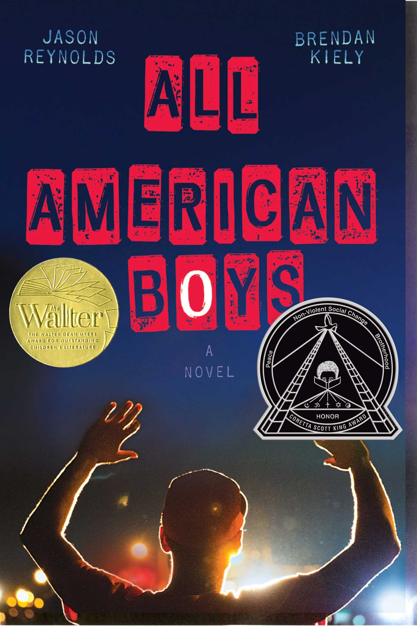 All american boys 9781481463331 hr
