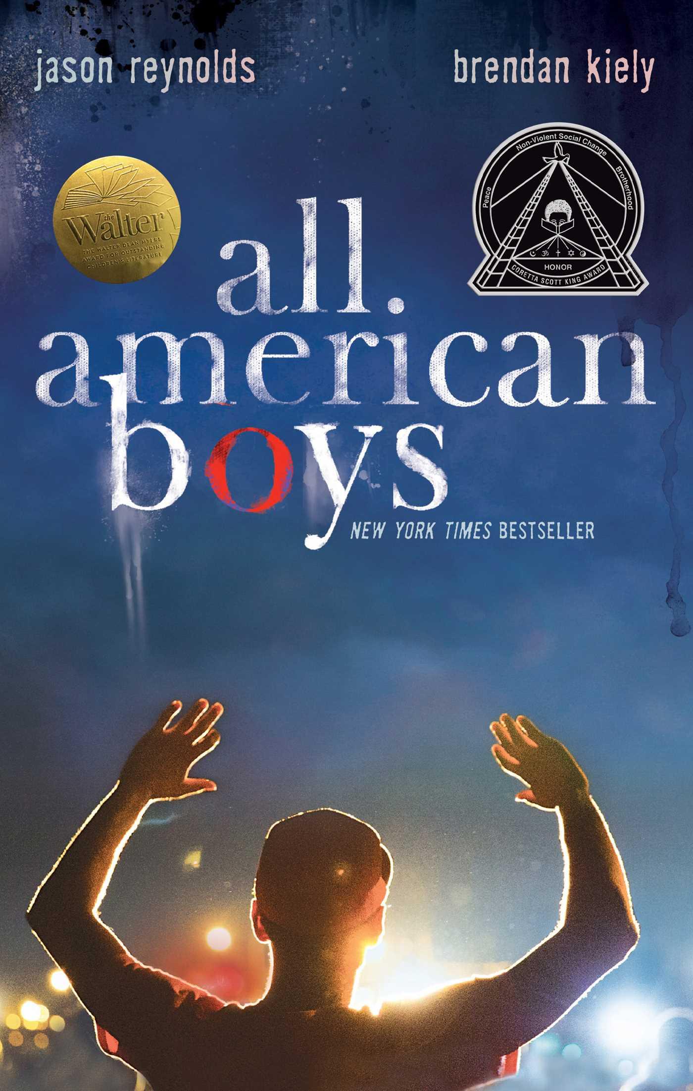 All american boys 9781481463355 hr