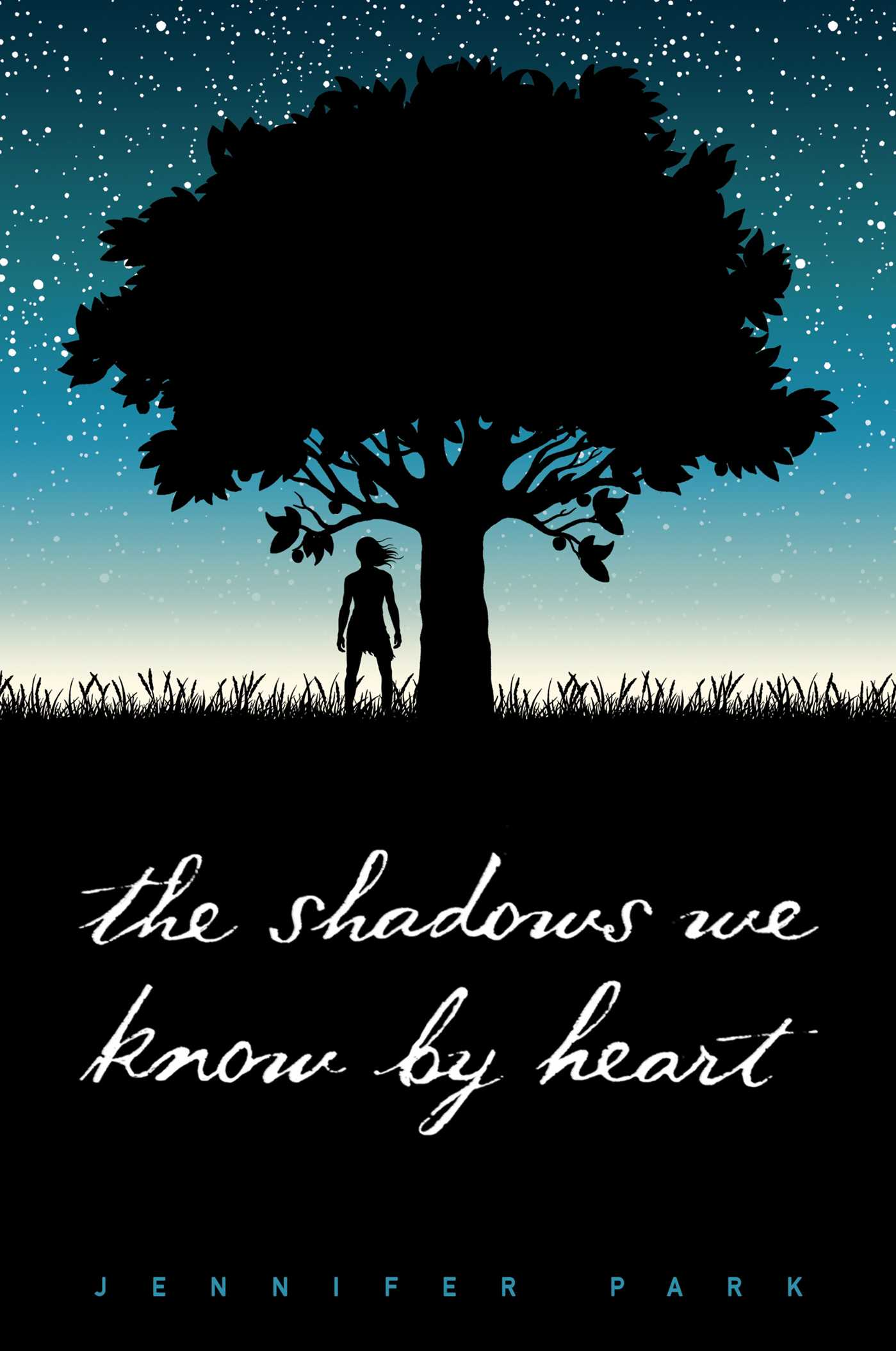 The shadows we know by heart 9781481463515 hr