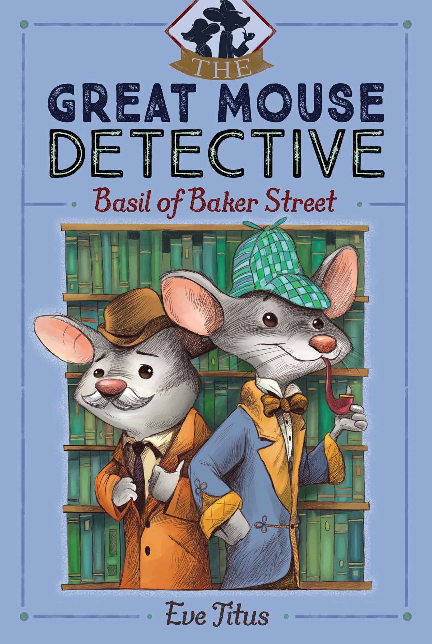 Basil of baker street 9781481464031 hr