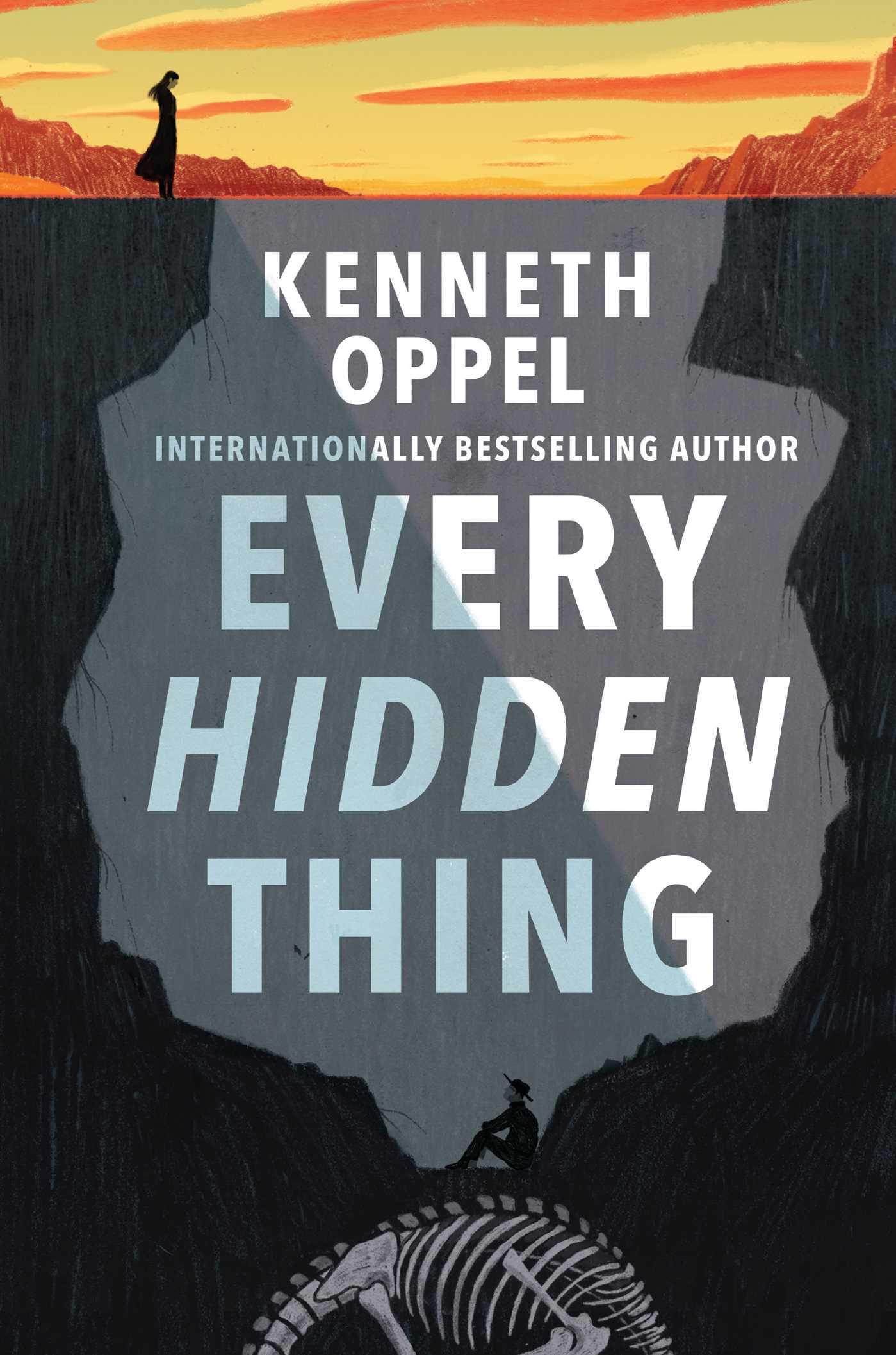 Every hidden thing 9781481464185 hr