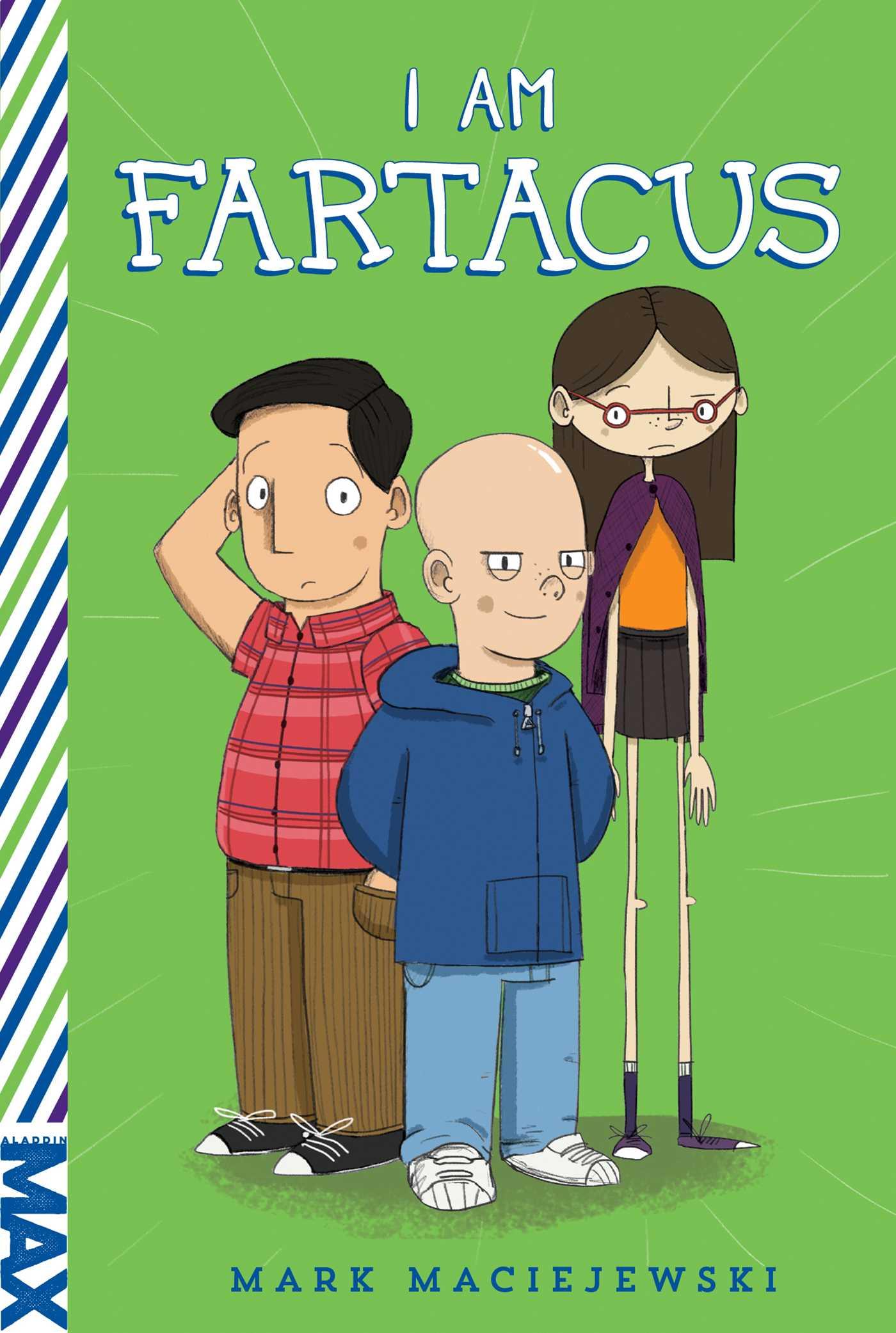 I am fartacus 9781481464192 hr