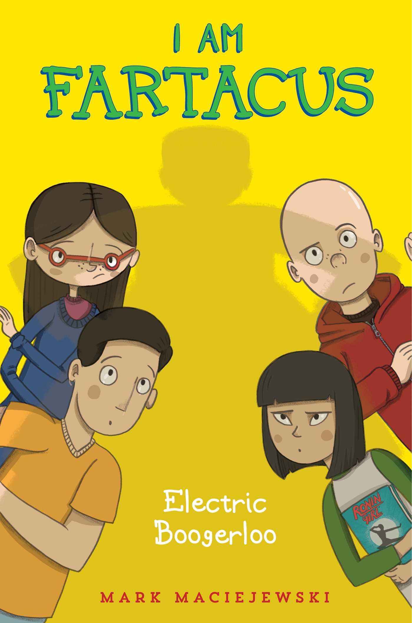 Electric boogerloo 9781481464239 hr