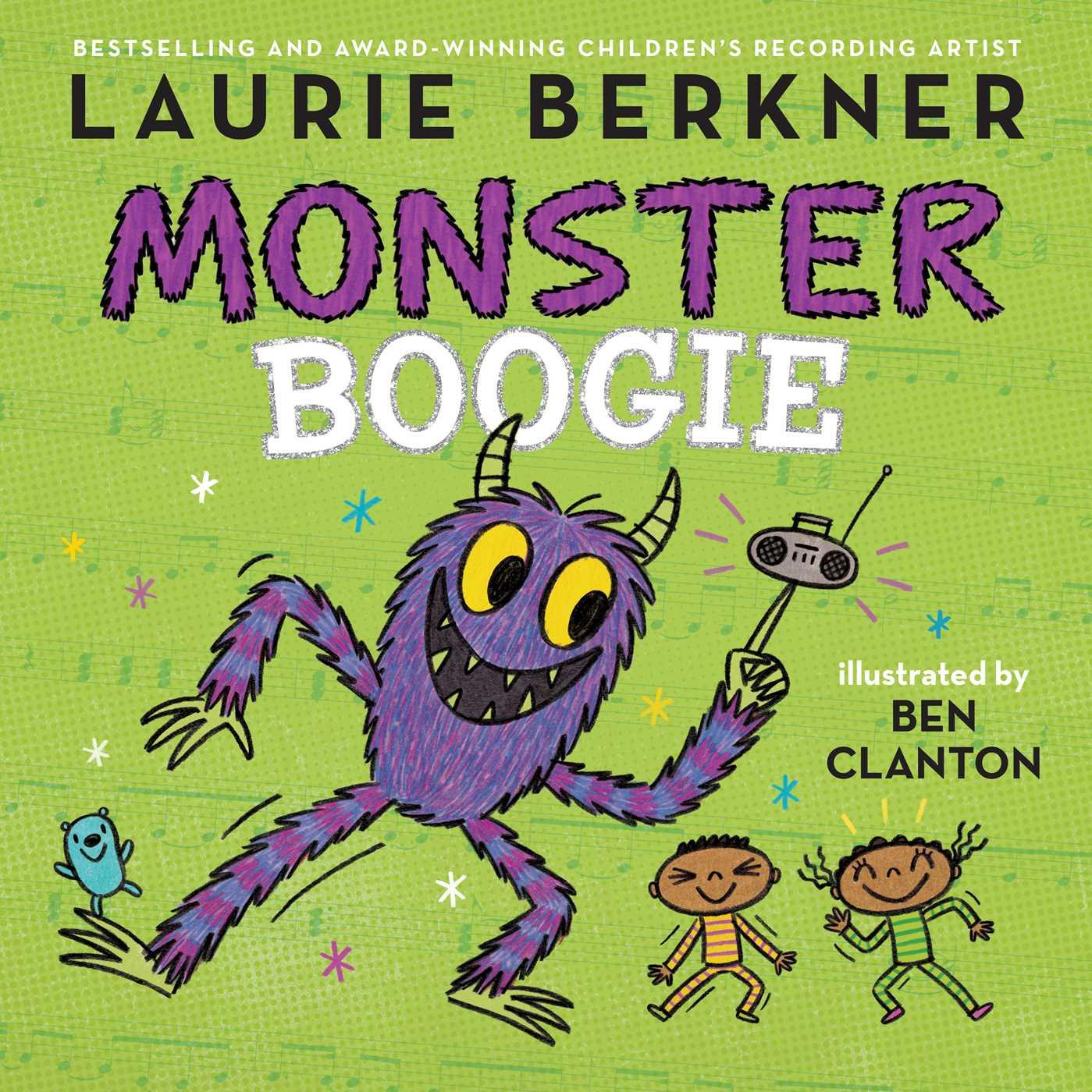 Monster boogie 9781481464659 hr