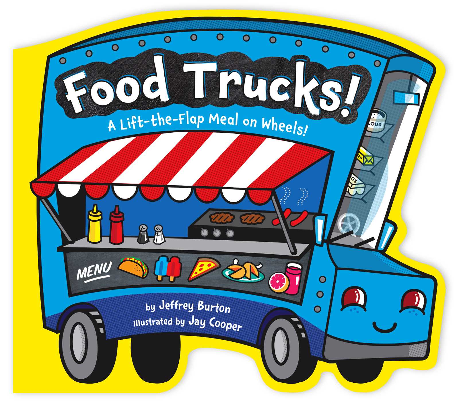 Food Trucks 9781481465212 Hr