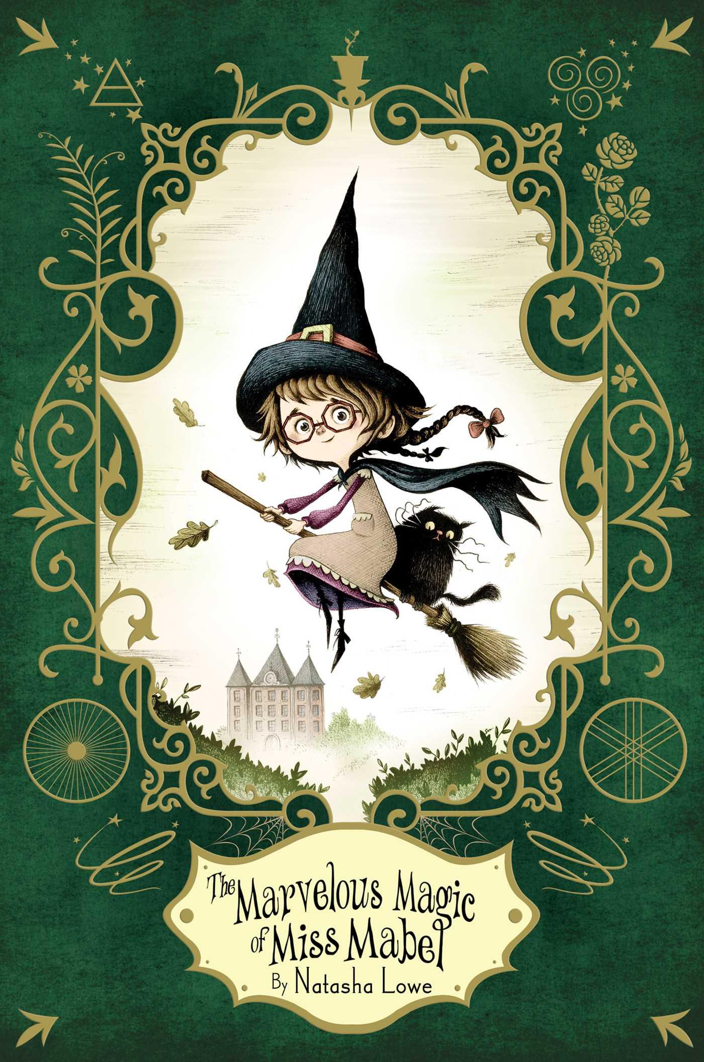 The Marvelous Magic of Miss Mabel eBook by Natasha Lowe