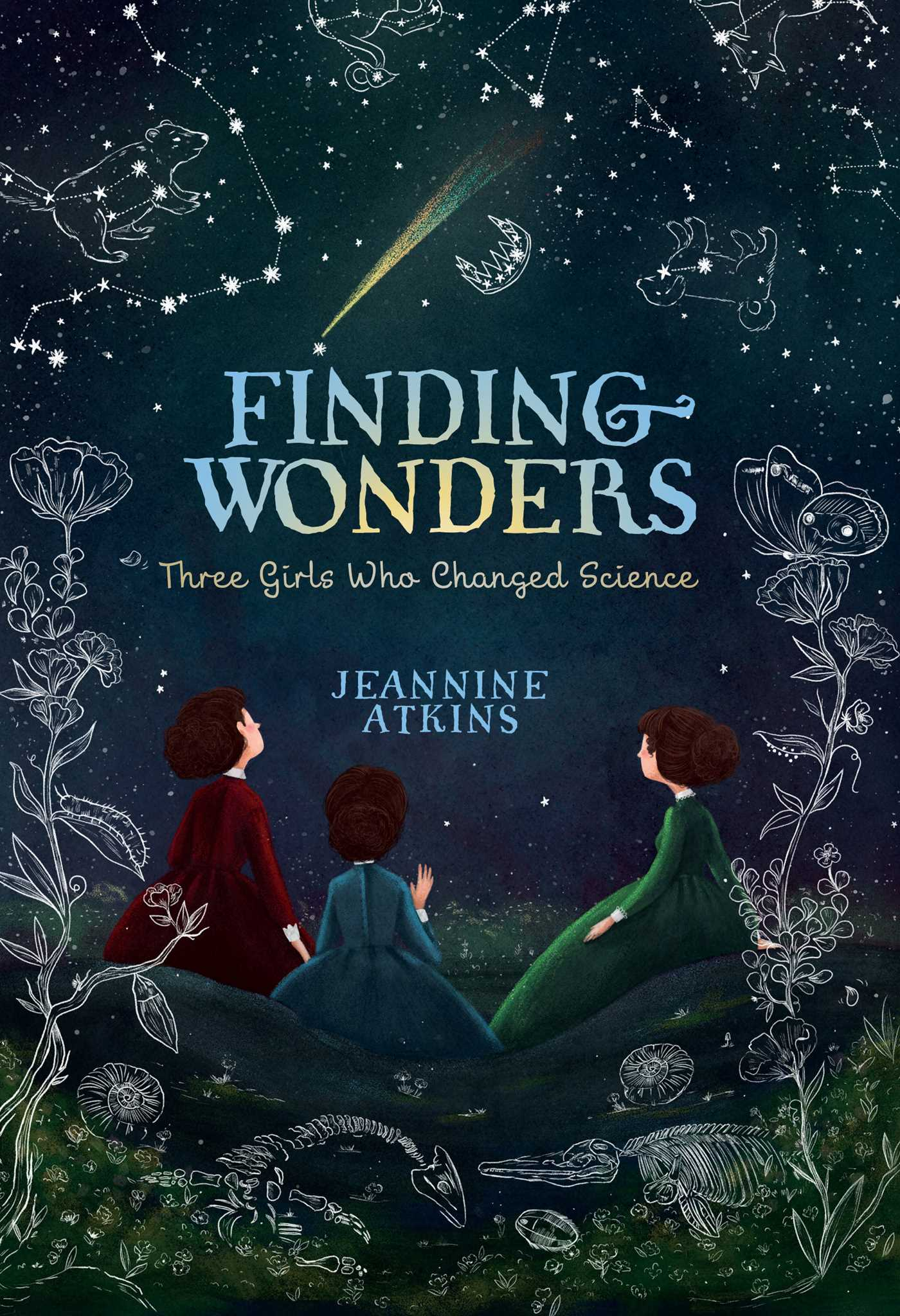 Finding wonders 9781481465663 hr