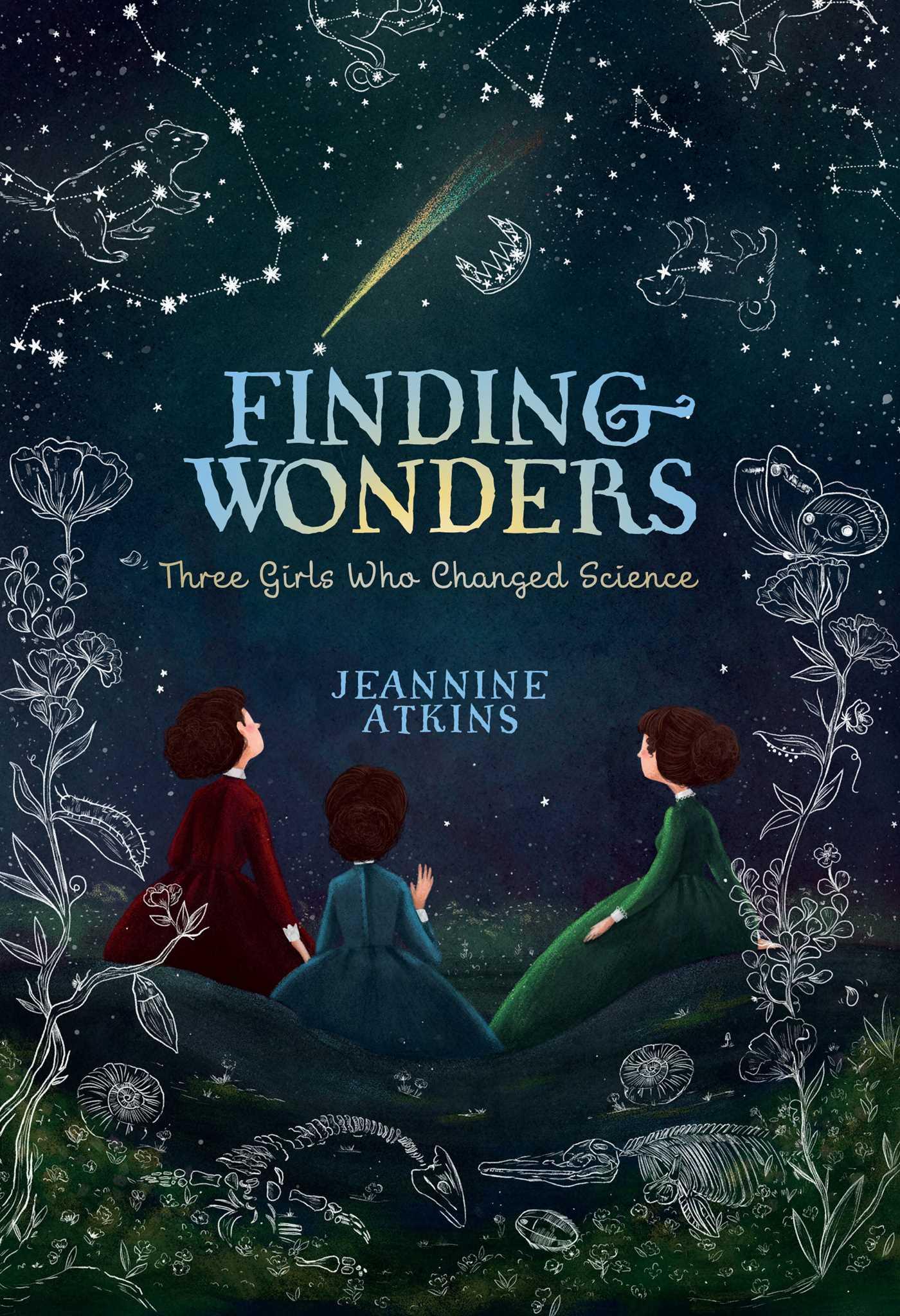 Finding wonders 9781481465670 hr