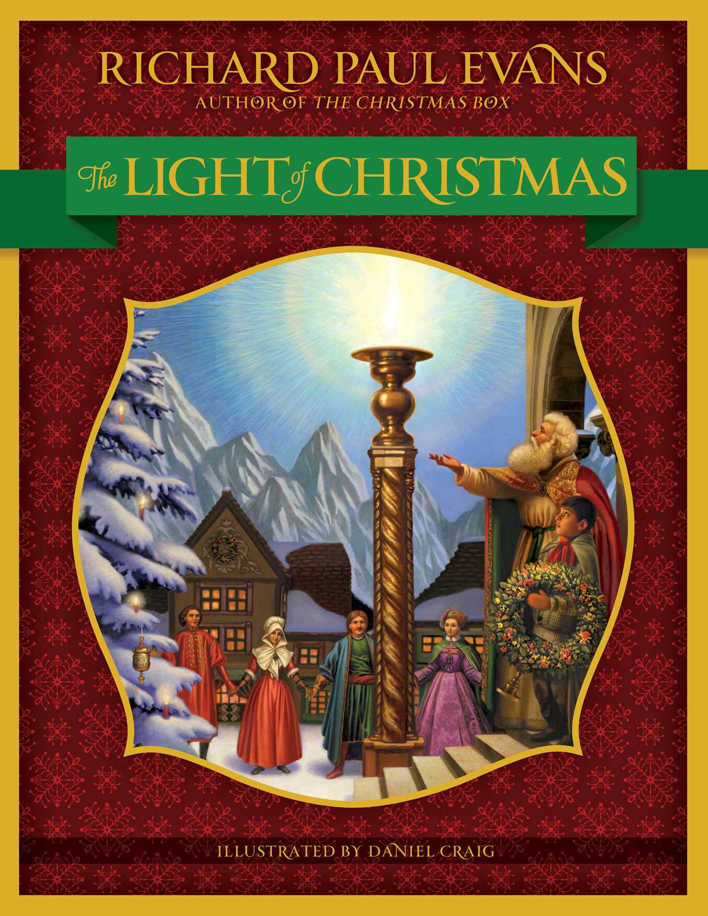 the christmas box evans richard paul