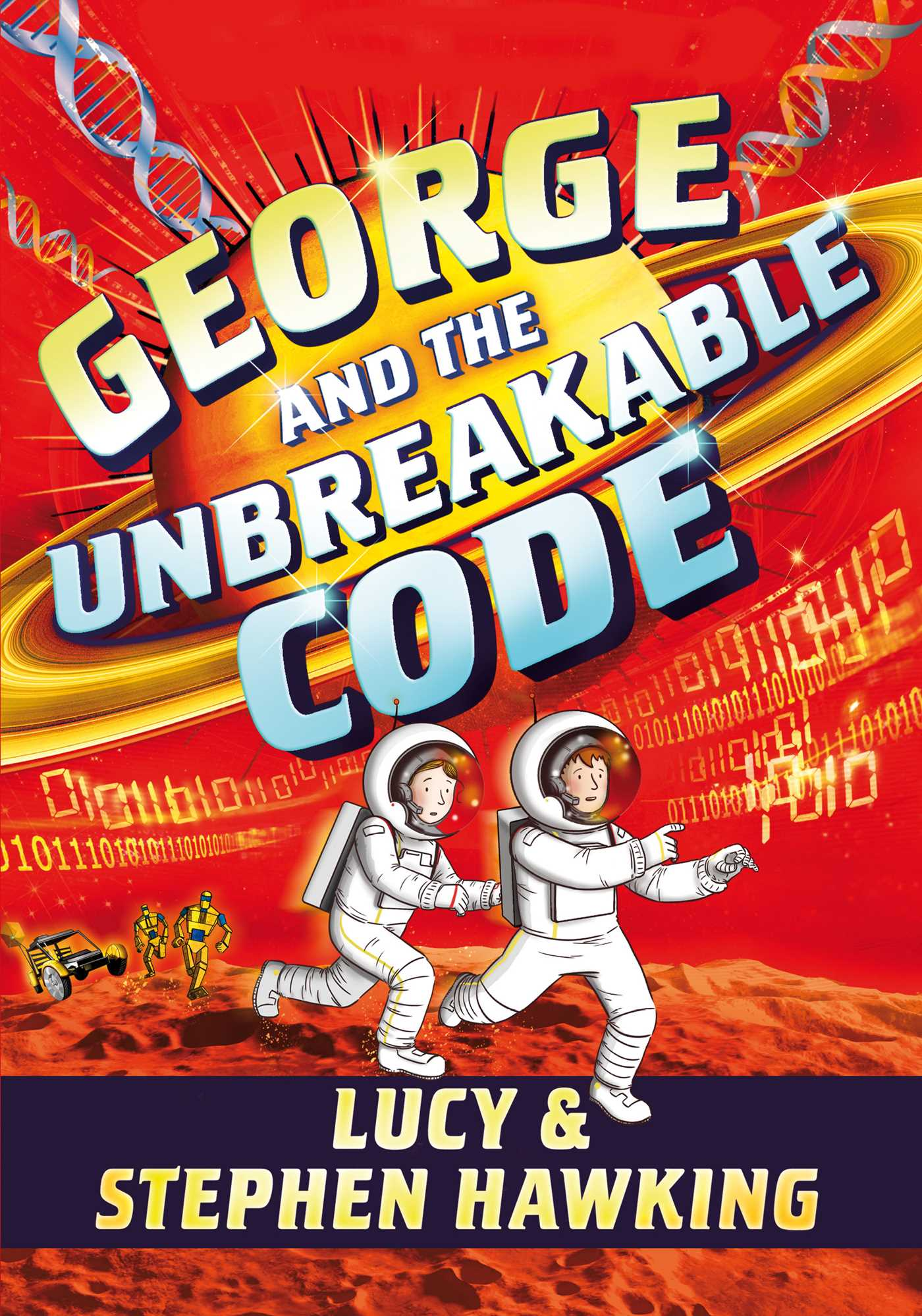 George and the unbreakable code 9781481466288 hr