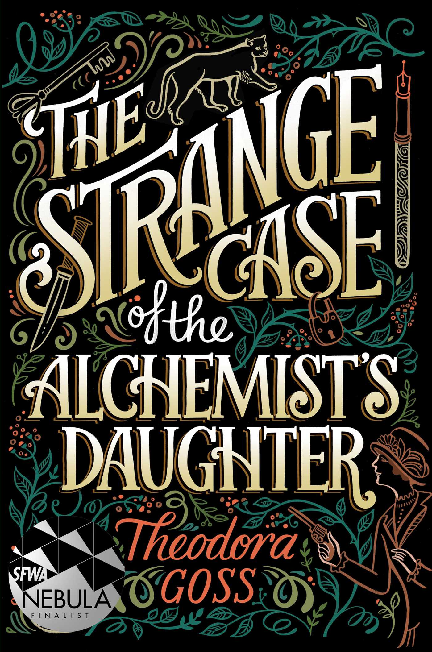 The strange case of the alchemists daughter 9781481466509 hr