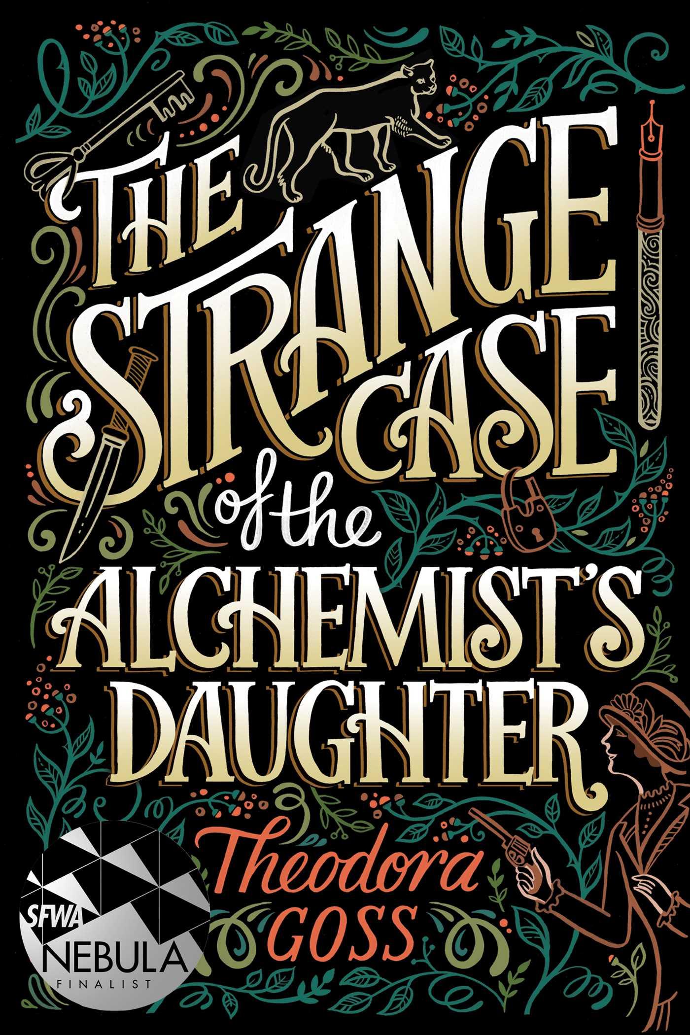 The strange case of the alchemists daughter 9781481466523 hr