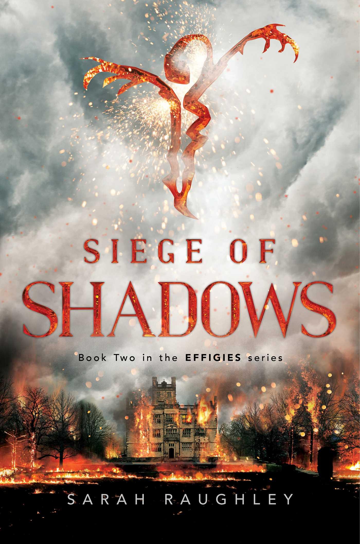 Siege of shadows 9781481466813 hr