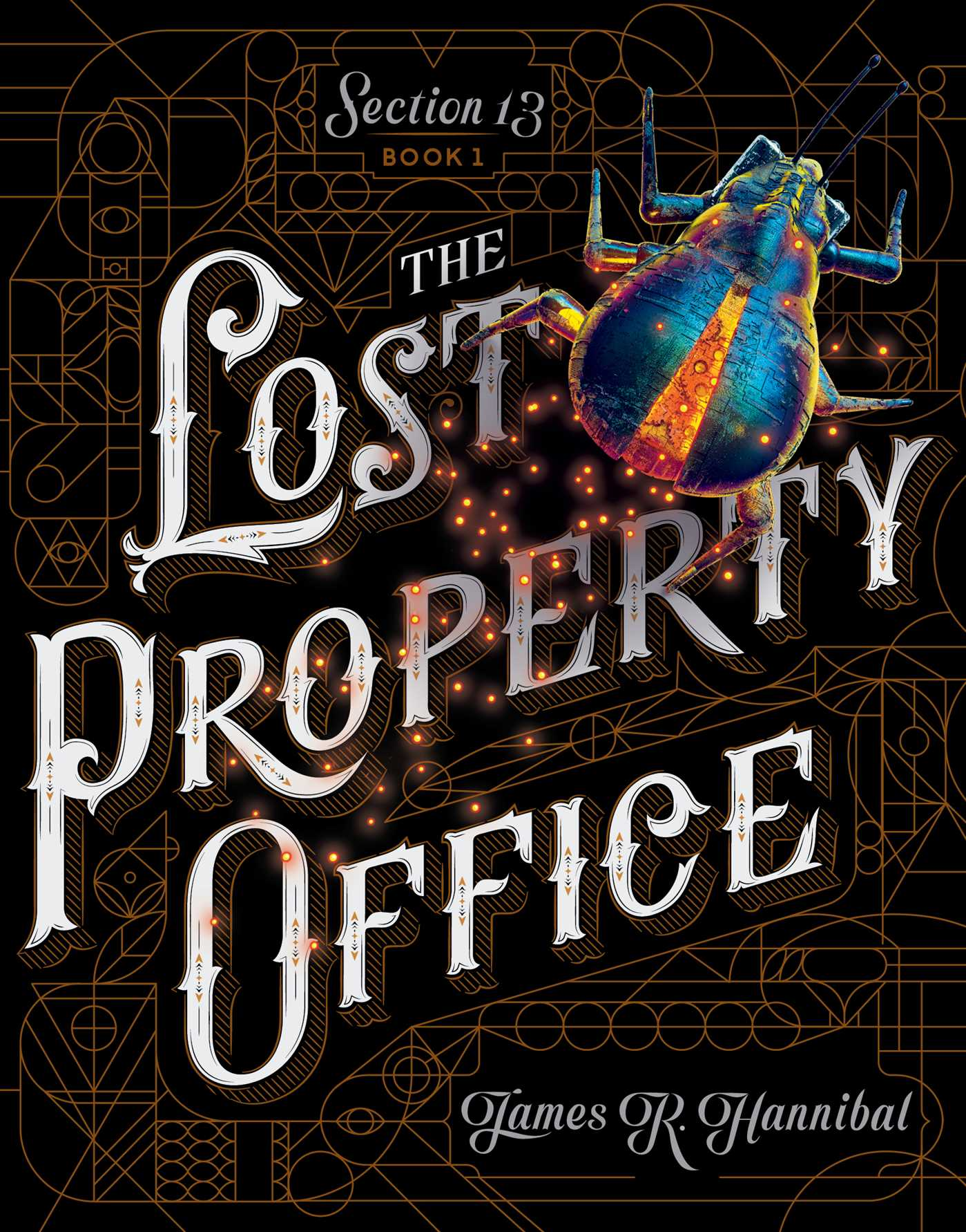 The lost property office 9781481467094 hr