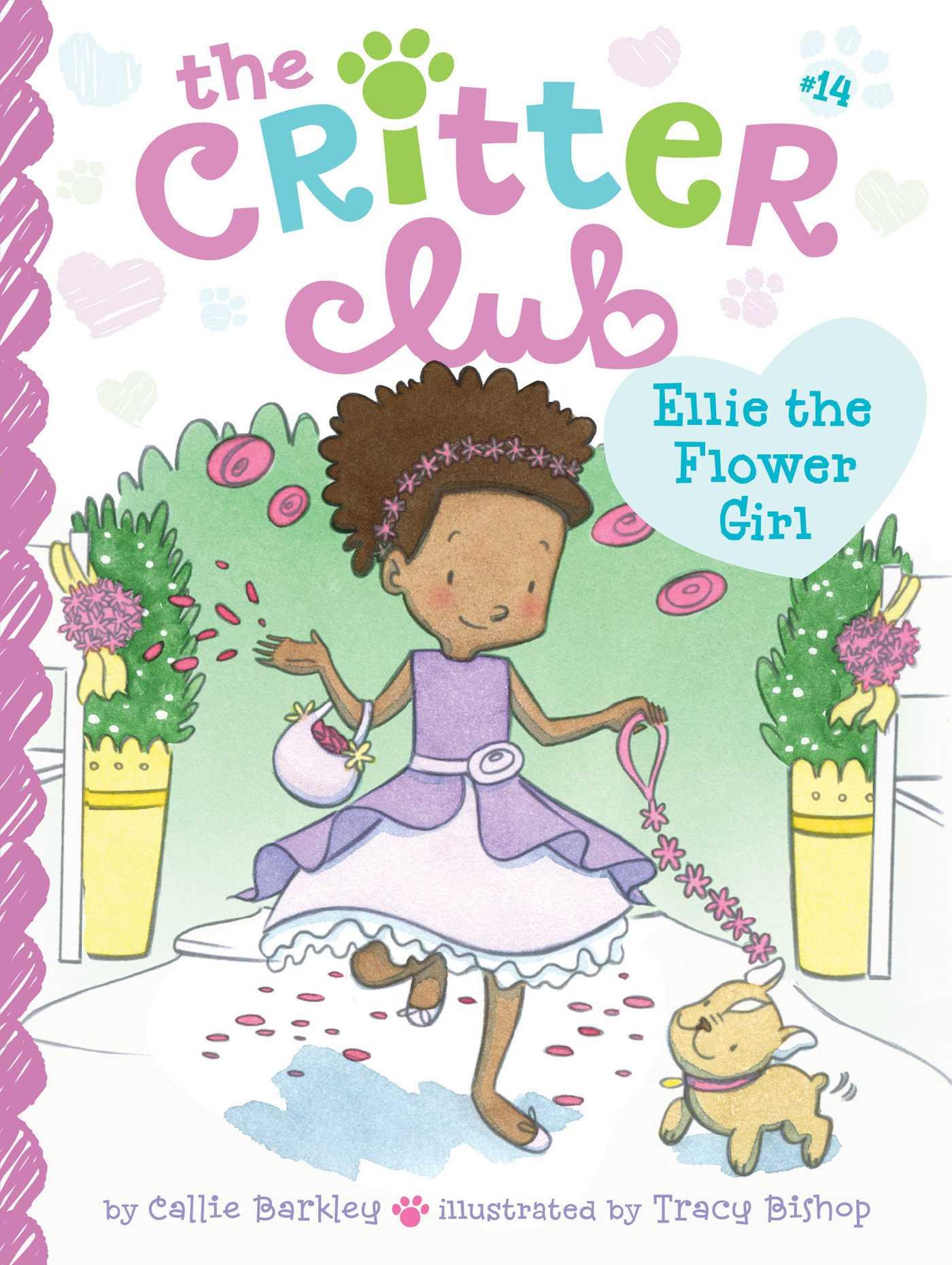 Ellie the flower girl 9781481467186 hr