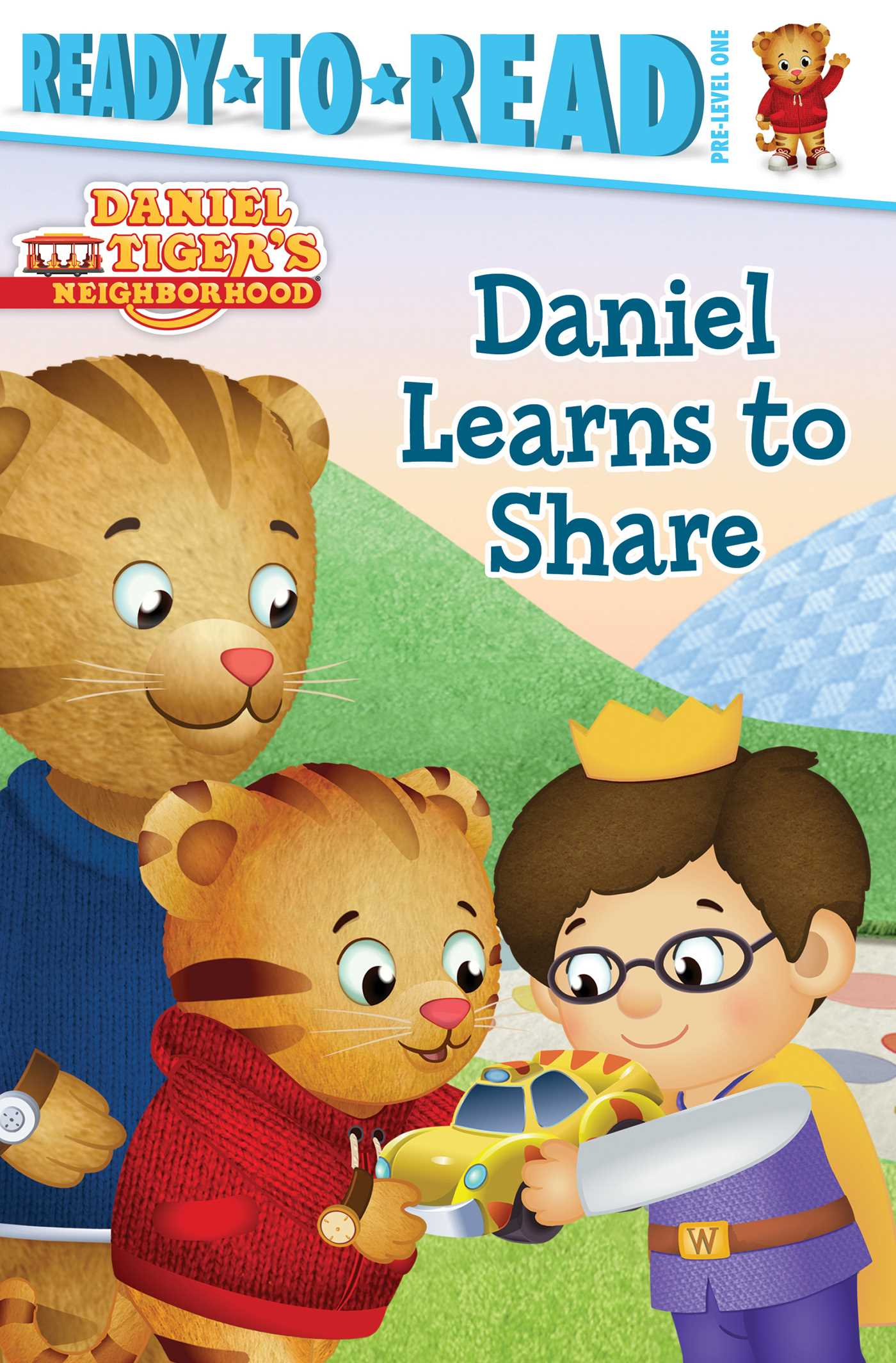 Daniel learns to share 9781481467520 hr