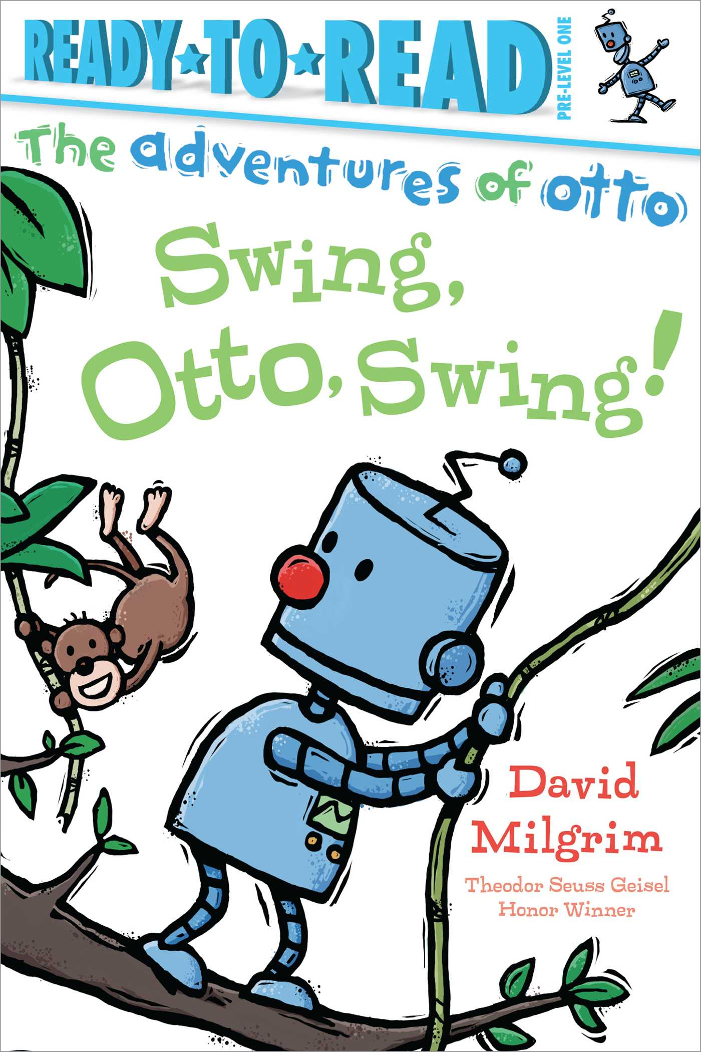 Swing otto swing 9781481467902 hr