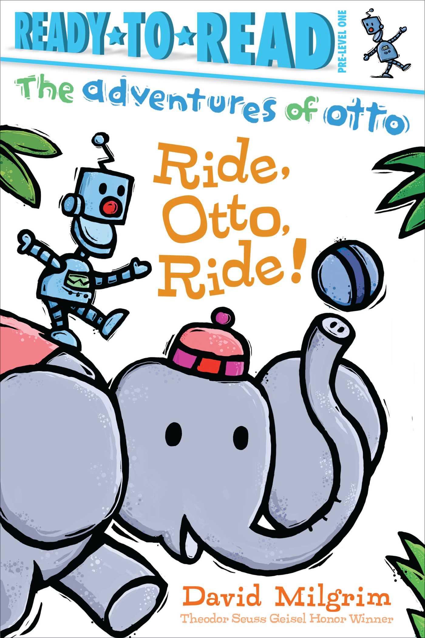Ride otto ride 9781481467933 hr