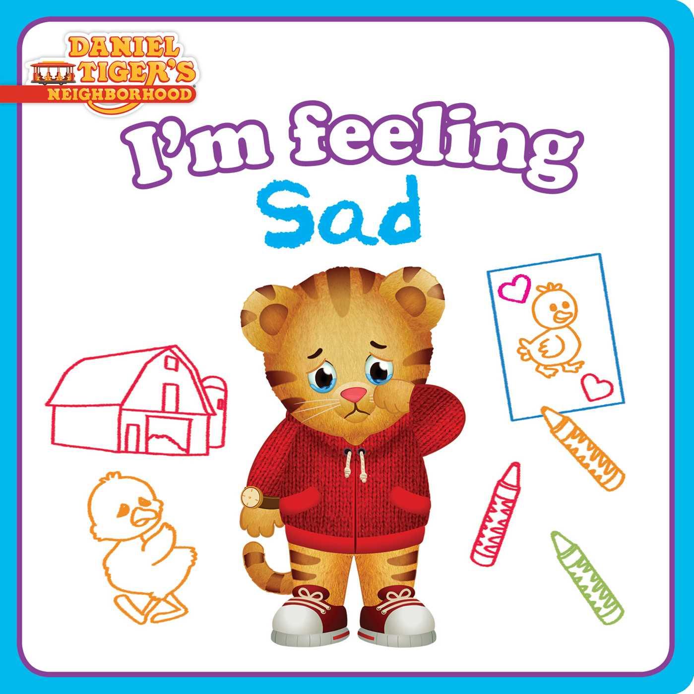 Kids Books On Feelings Mr Rogers