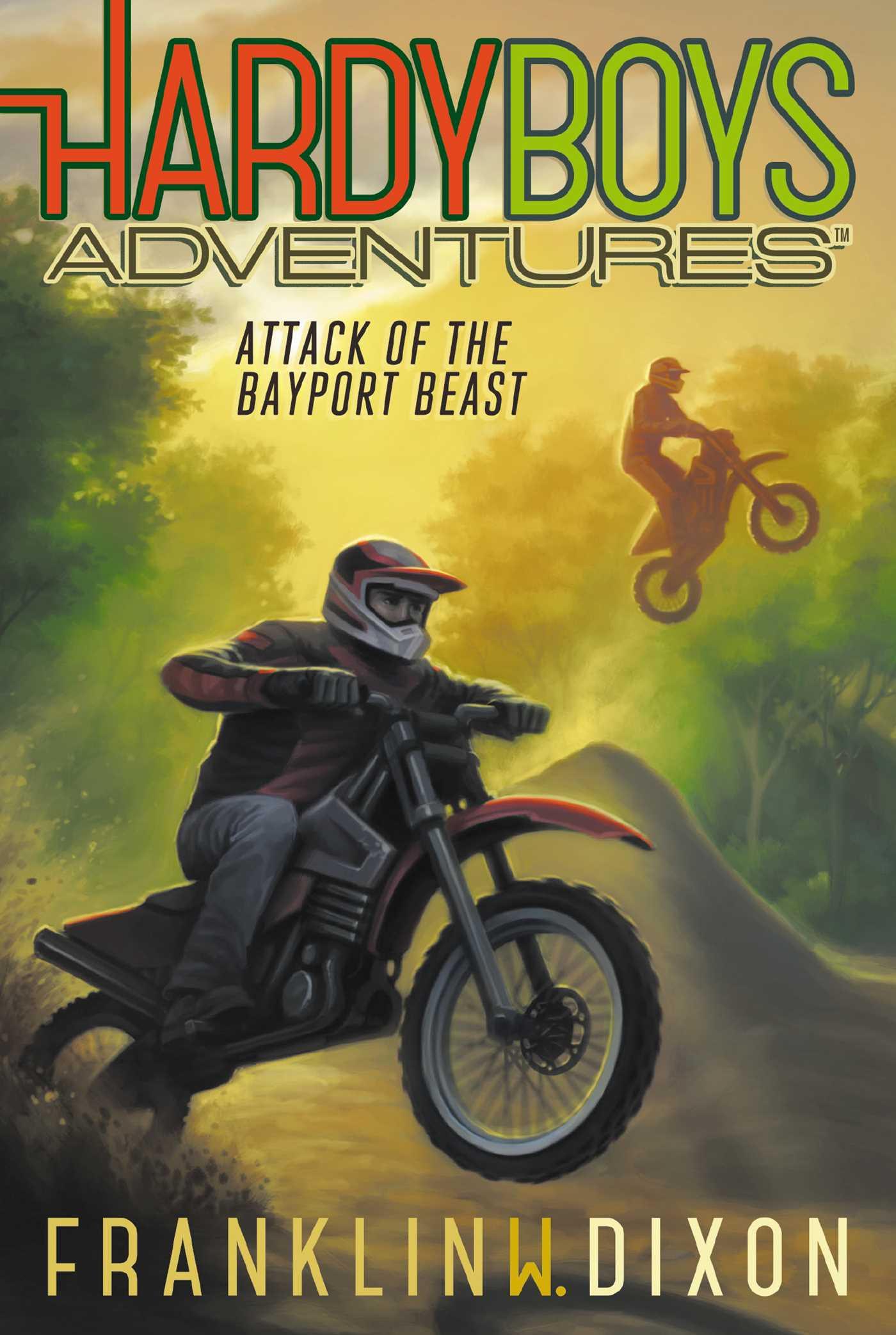 Attack of the bayport beast 9781481468343 hr