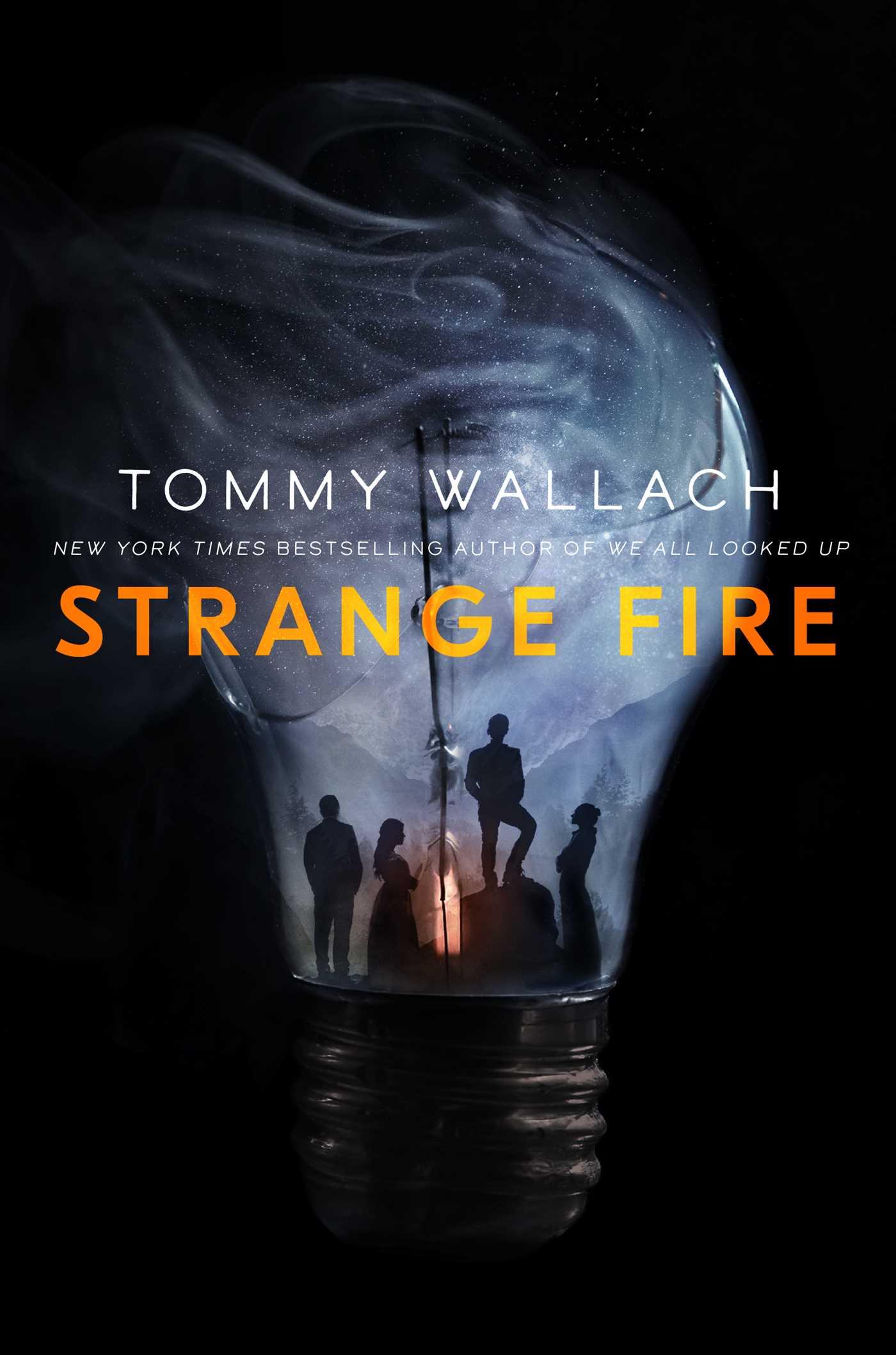 Strange fire 9781481468381 hr
