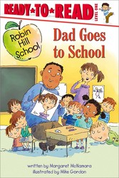 Dad Goes to School