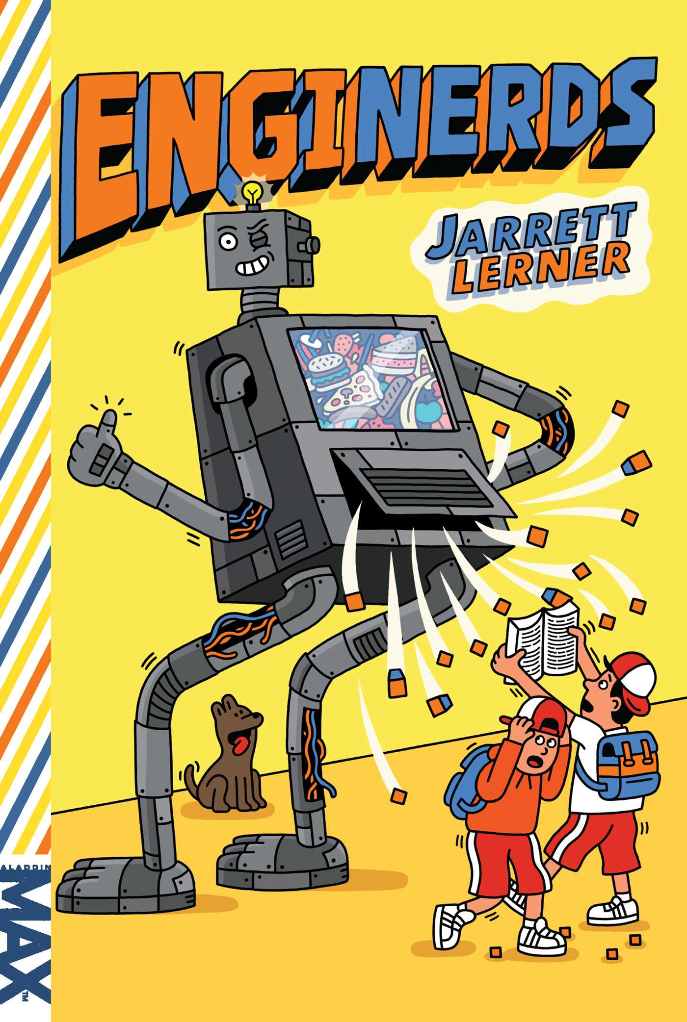 EngiNerds | Book by Jarrett Lerner | Official Publisher Page | Simon & Schuster