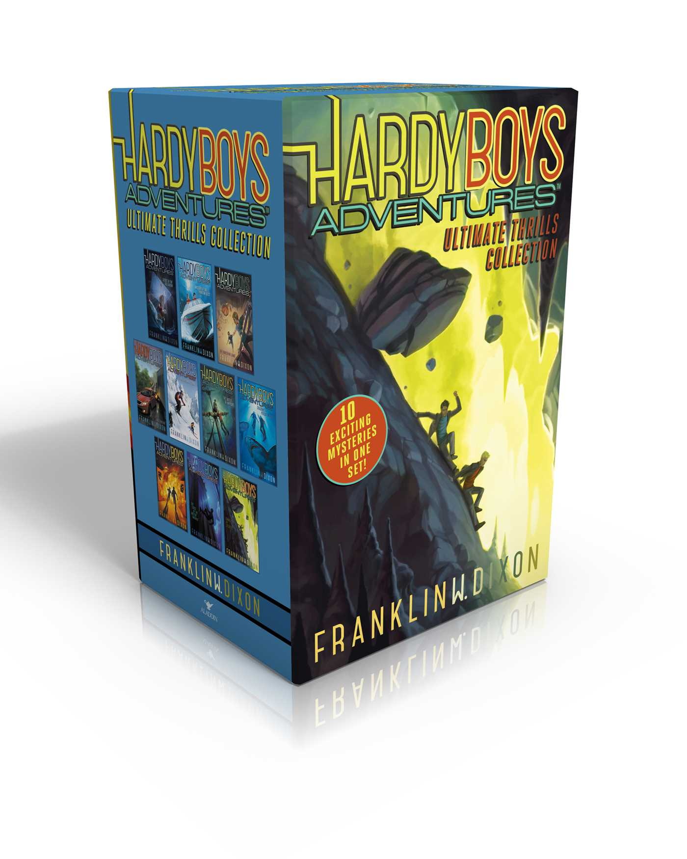 Hardy boys adventures ultimate thrills collection 9781481469265 hr