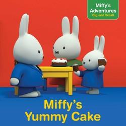 Miffy's Yummy Cake