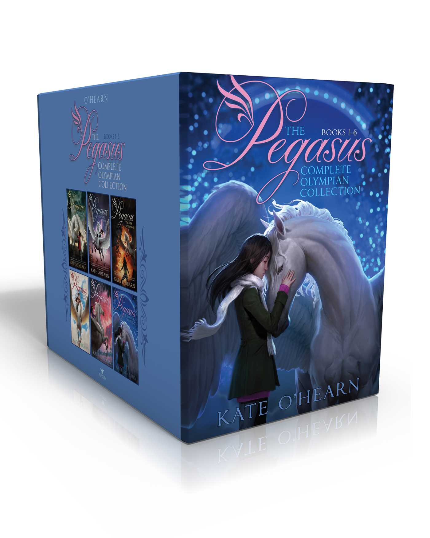 The Pegasus Complete Olympian Collection Book By Kate O