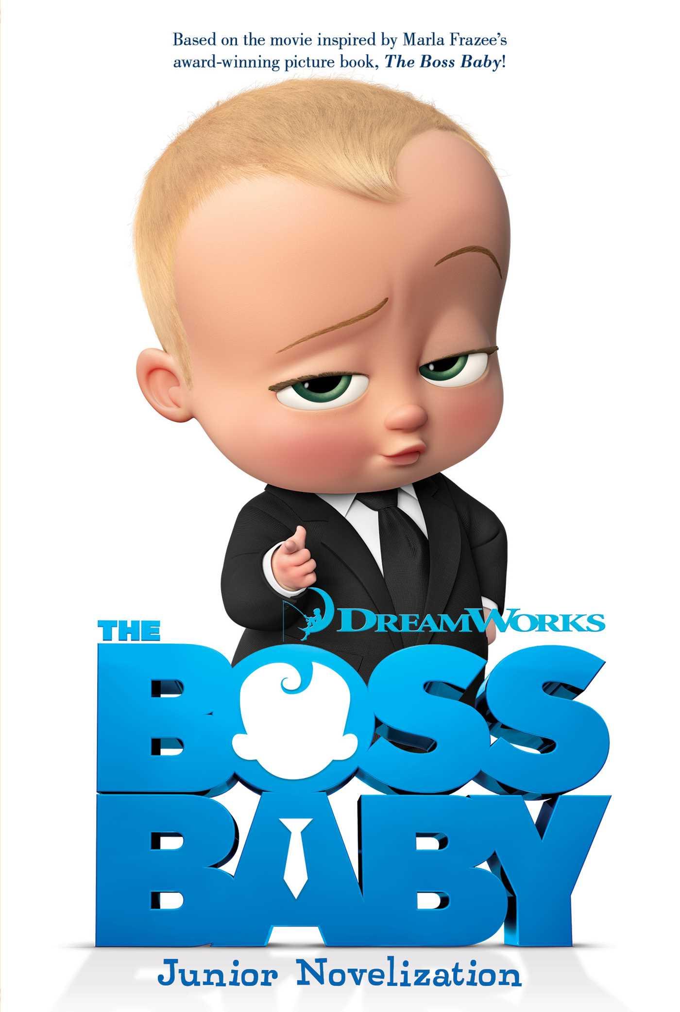 The boss baby junior novelization 9781481470063 hr