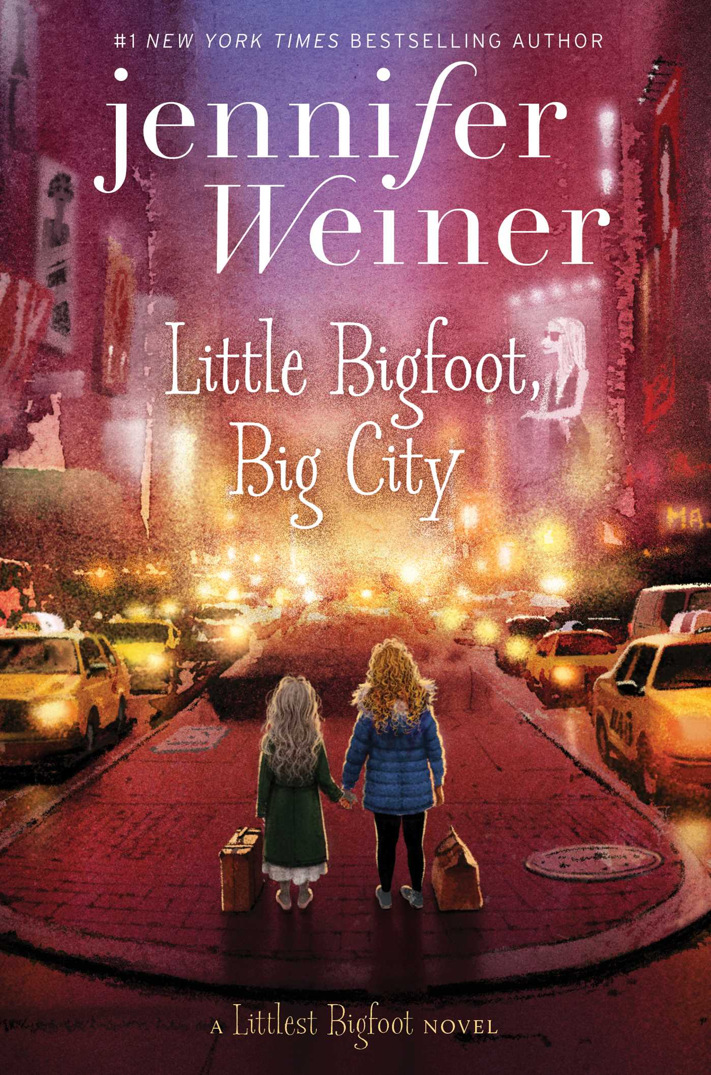 Little bigfoot big city 9781481470773 hr