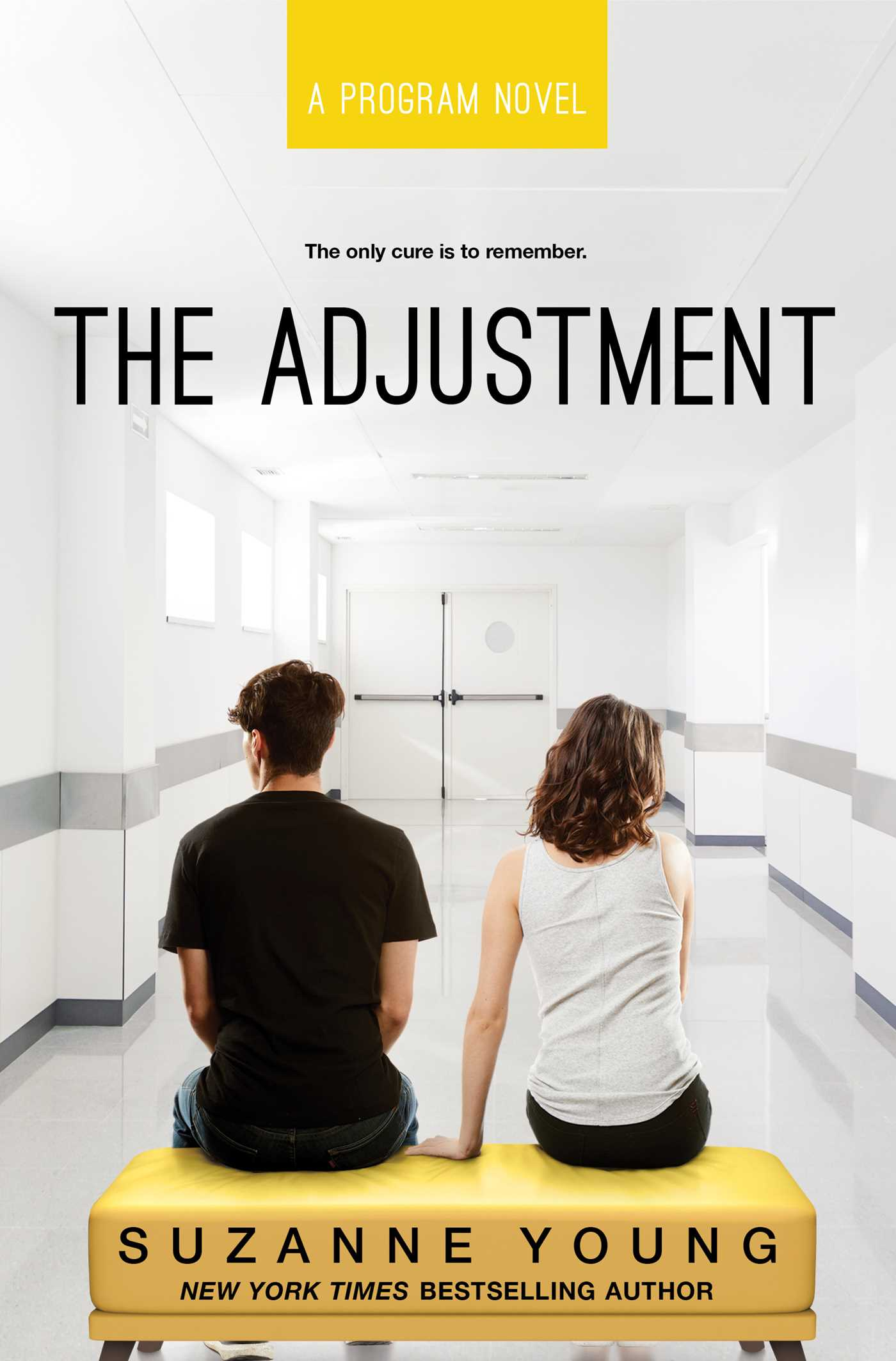 The adjustment 9781481471329 hr