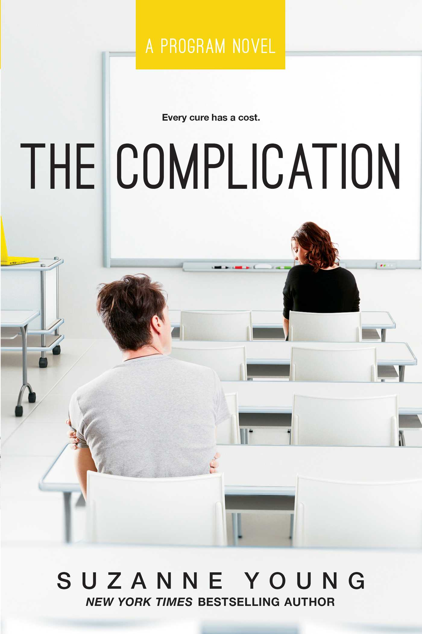 The complication 9781481471350 hr