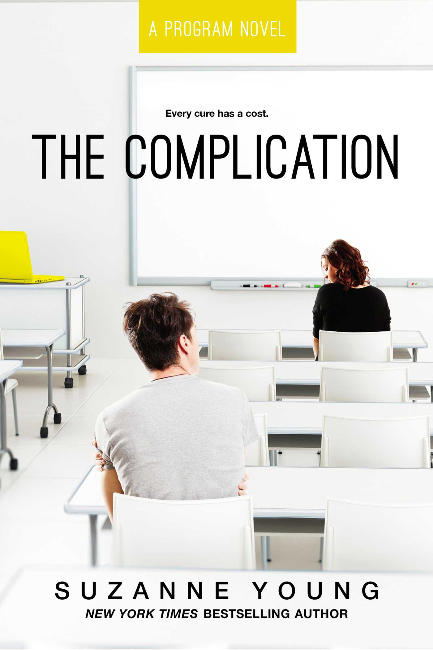 The complication 9781481471374 hr