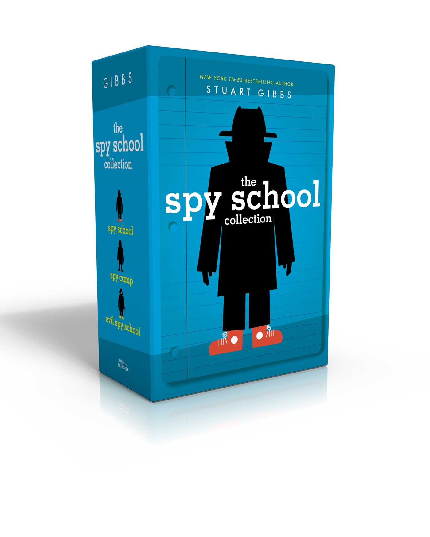 The spy school collection 9781481471527 hr