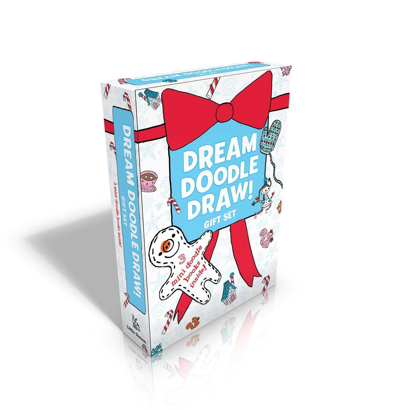 Dream doodle draw gift set 9781481471596 hr
