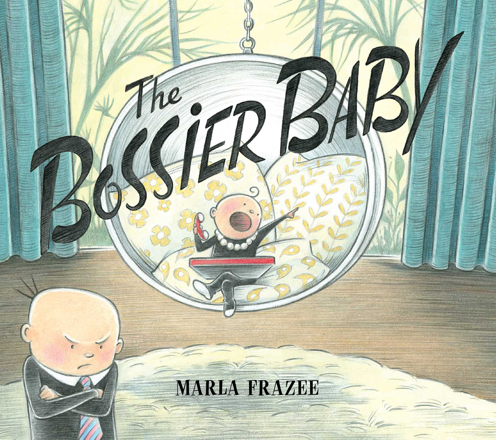 The bossier baby 9781481471626 hr