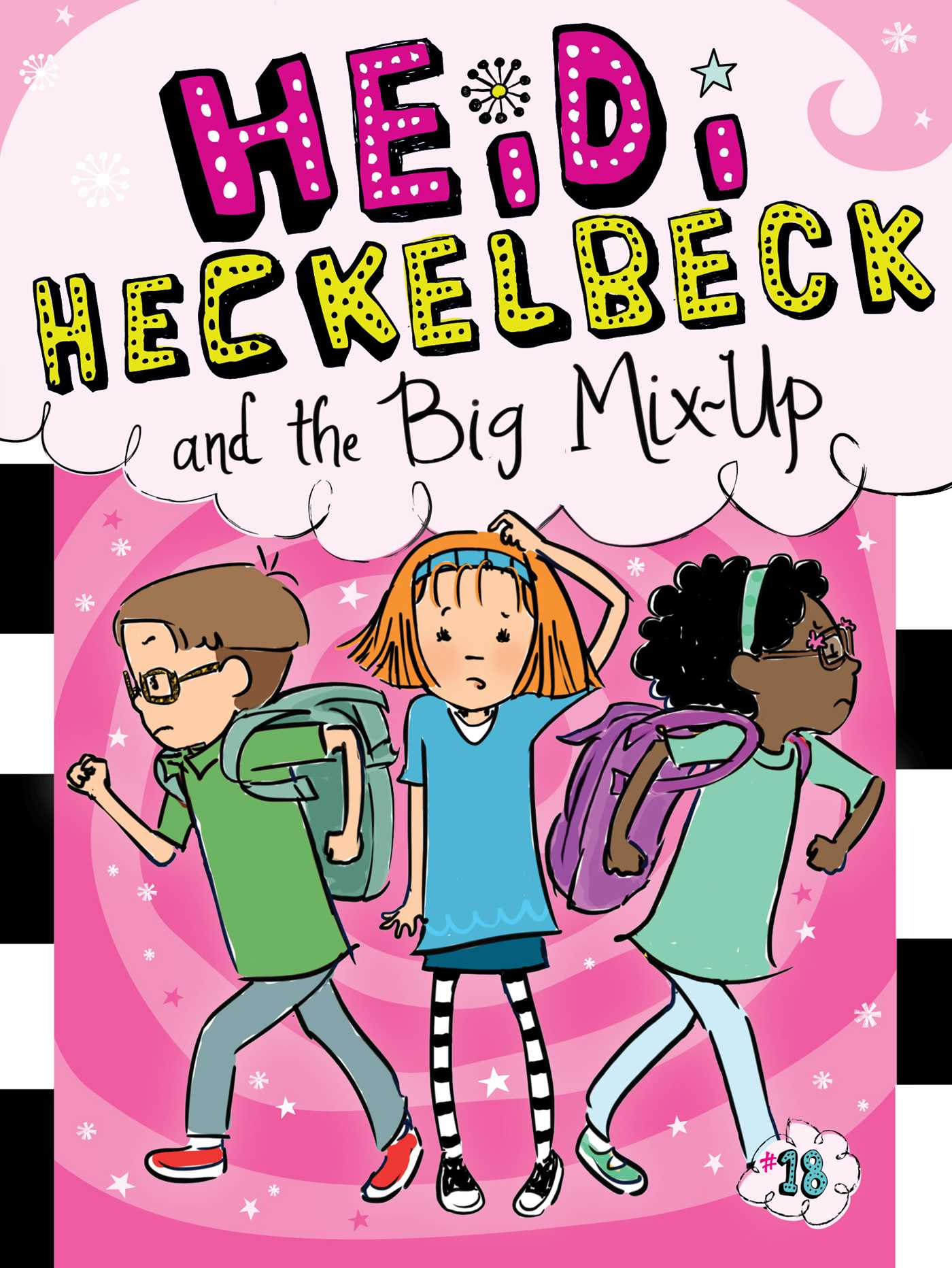 Heidi heckelbeck and the big mix up 9781481471695 hr