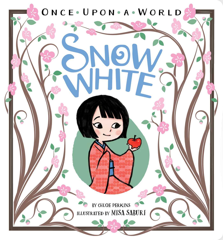 Snow white 9781481471855 hr