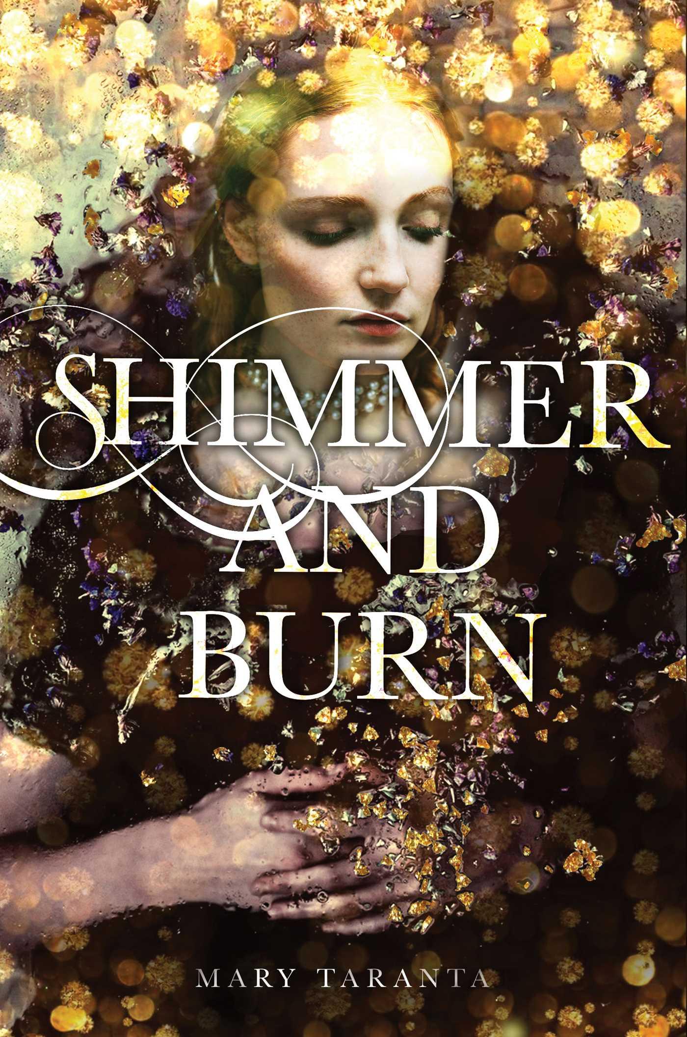 Shimmer and burn 9781481471992 hr