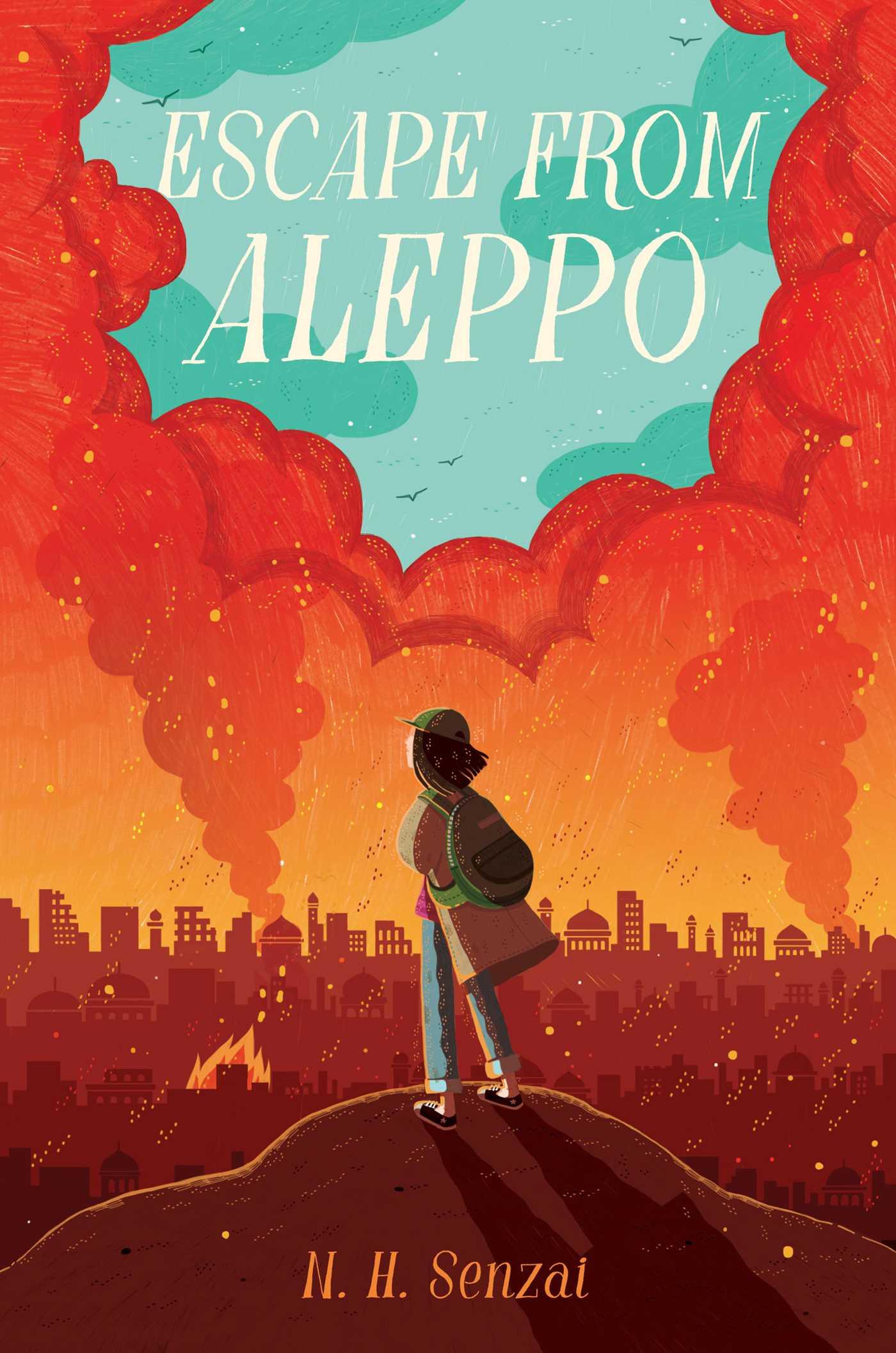 Escape from aleppo 9781481472173 hr