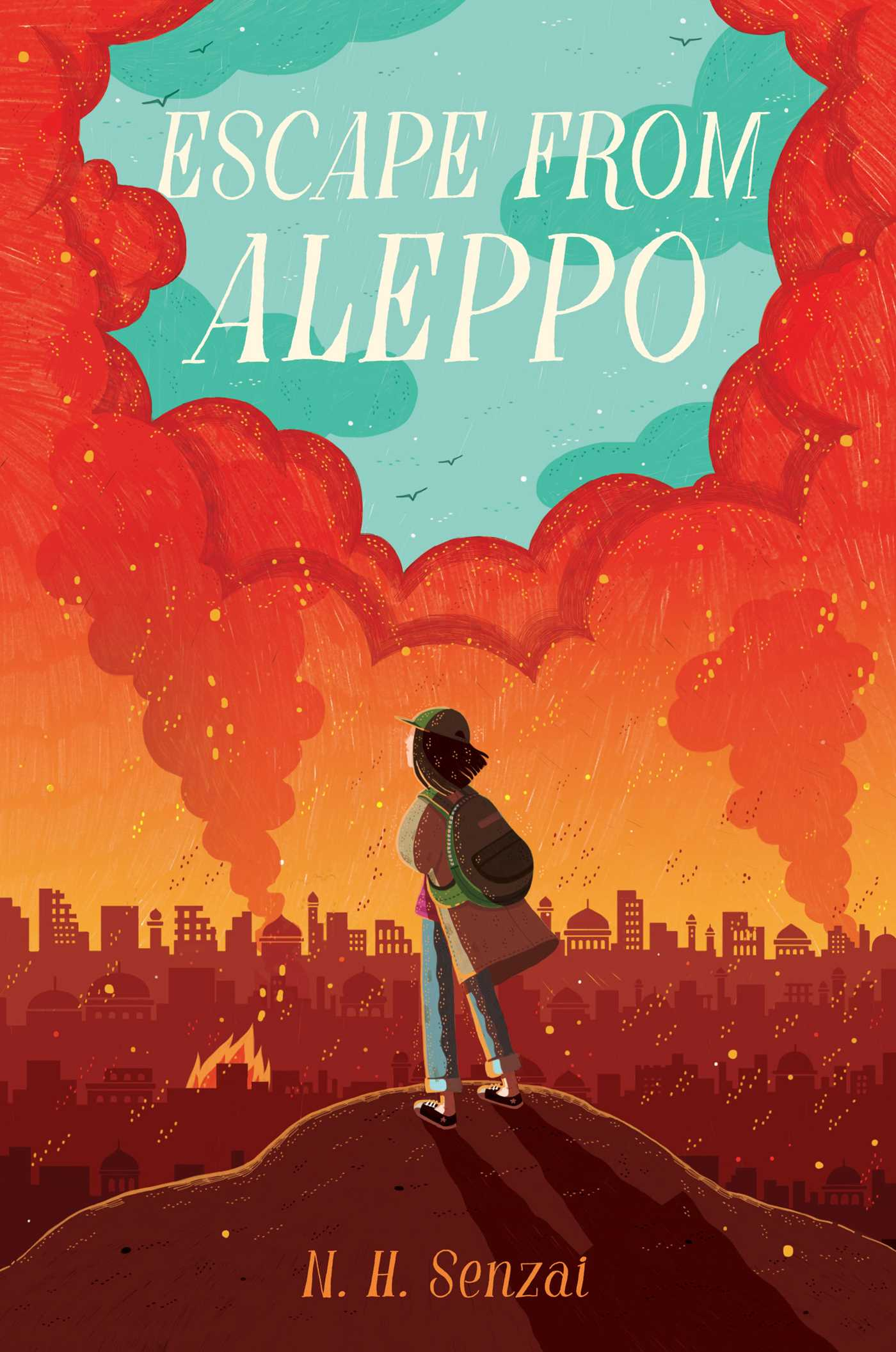 Escape from aleppo 9781481472197 hr